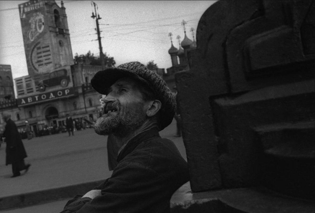 1933. Мужчина в кепке