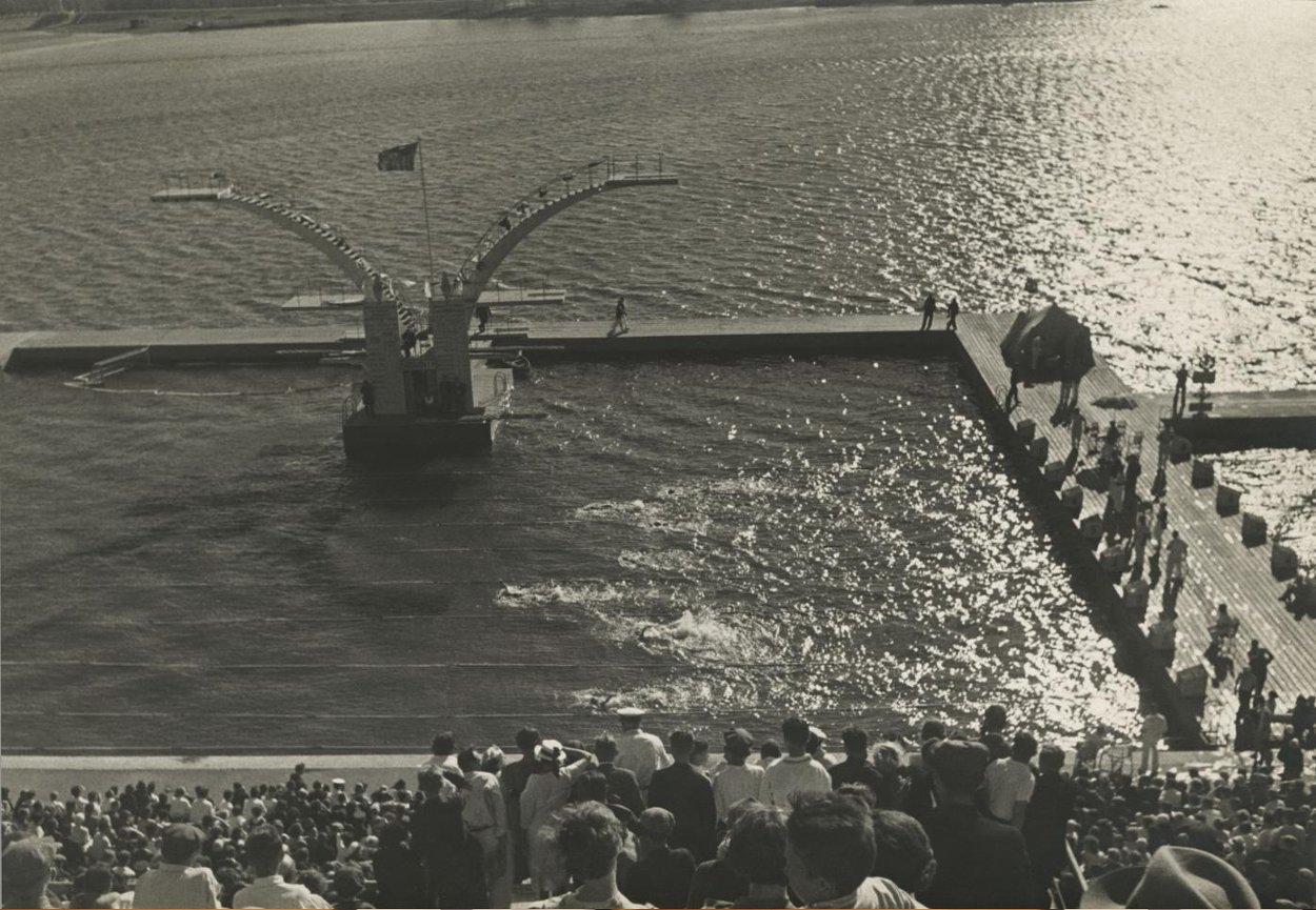 1935. Водный стадион Динамо