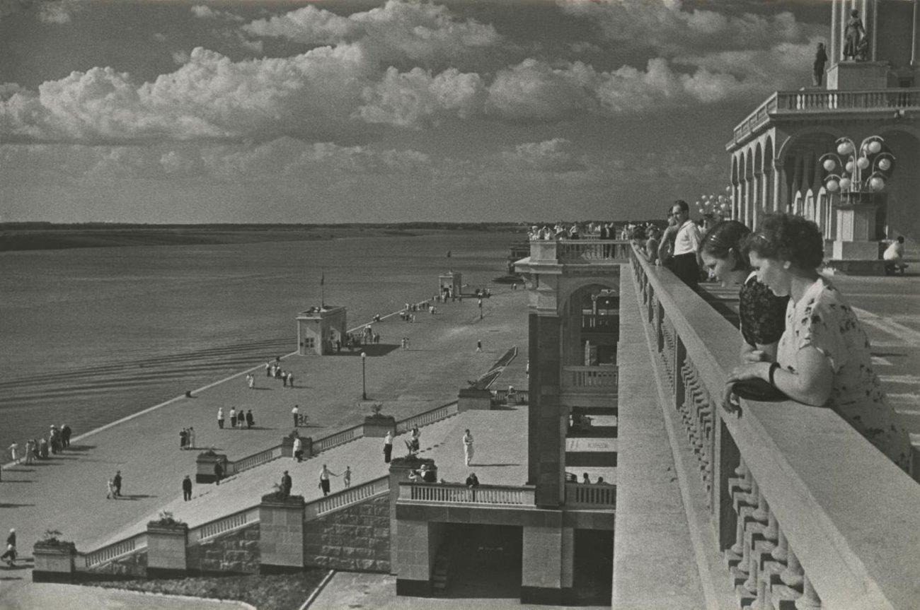1937. Северный Речной вокзал