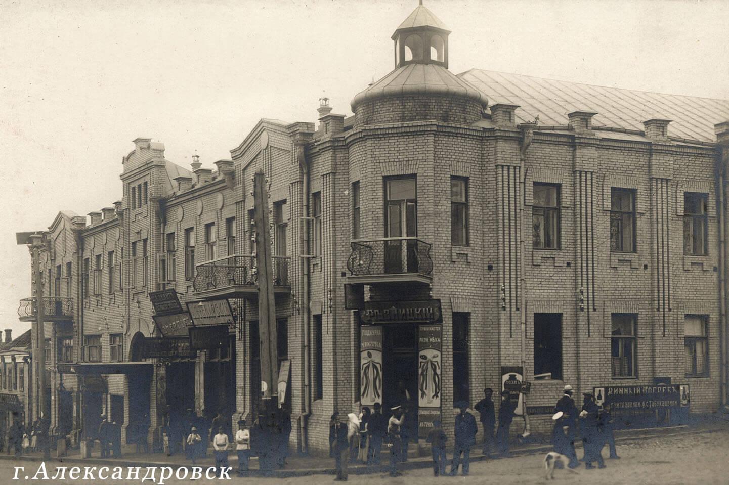 Московский отель