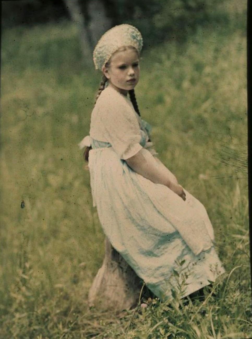 1910. Наташа Козакова