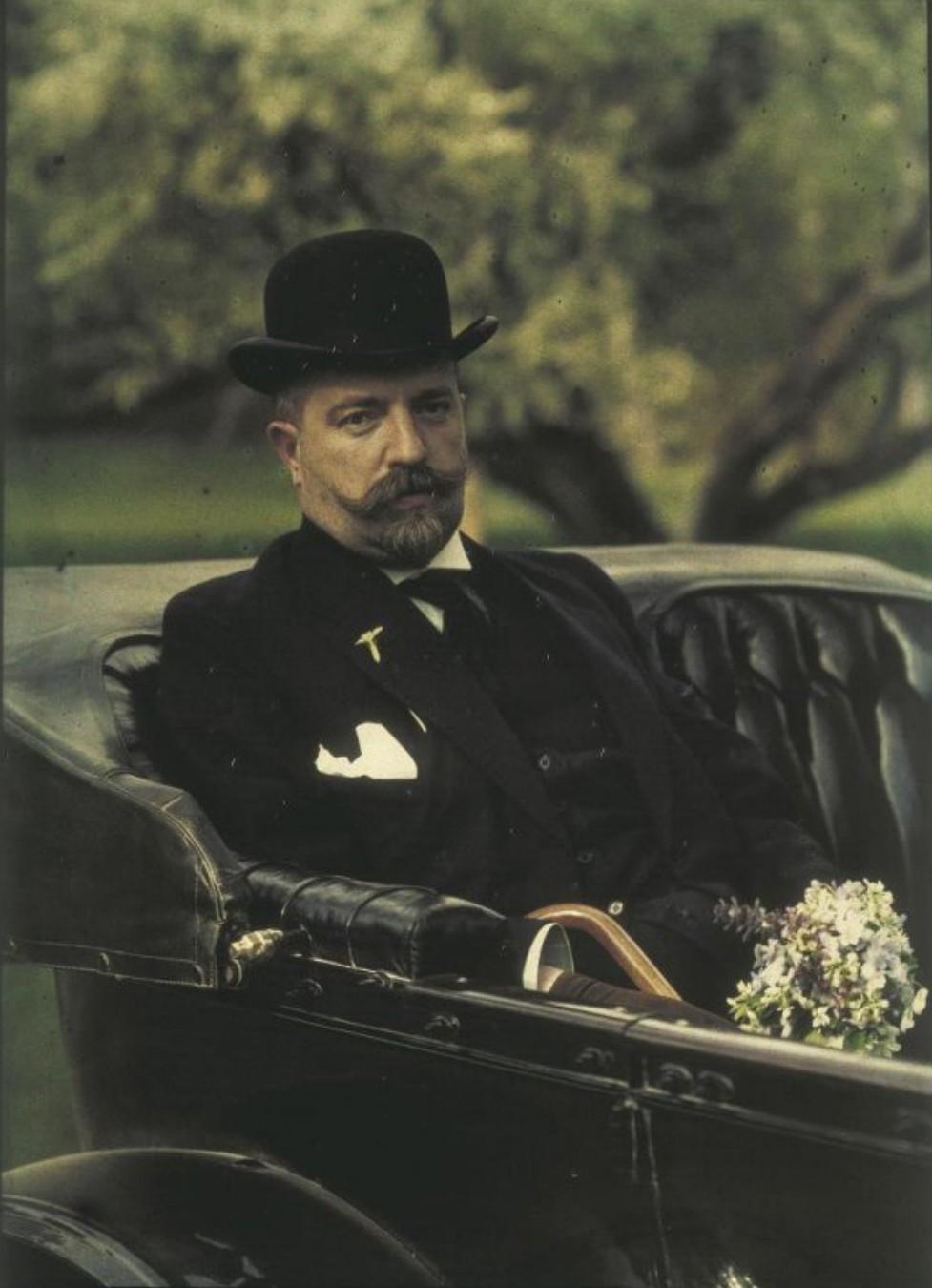 1911-1912. Андрей Александрович Козаков. Ялта