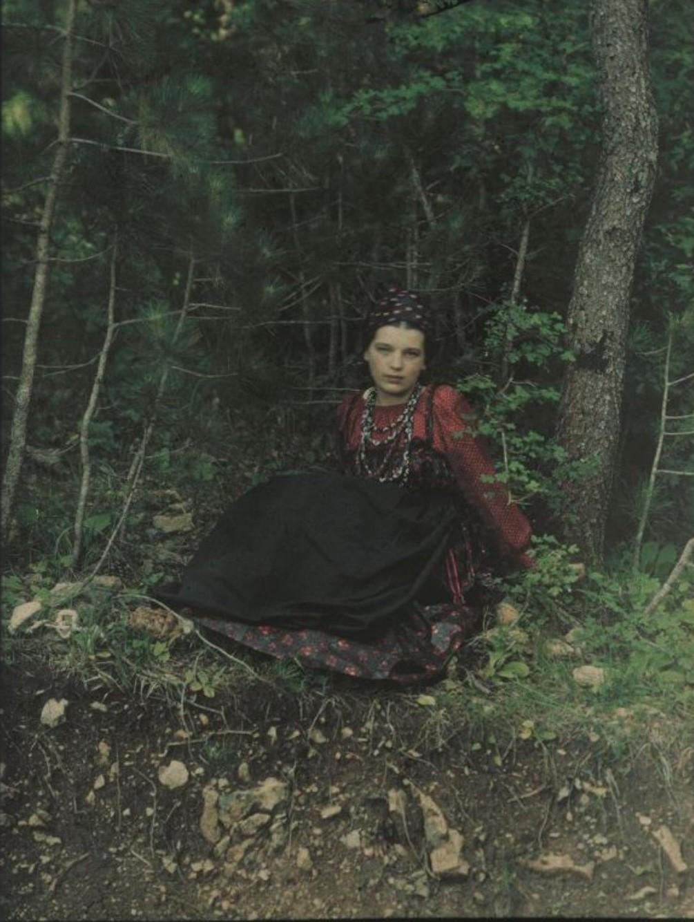 1914. Вера Козакова