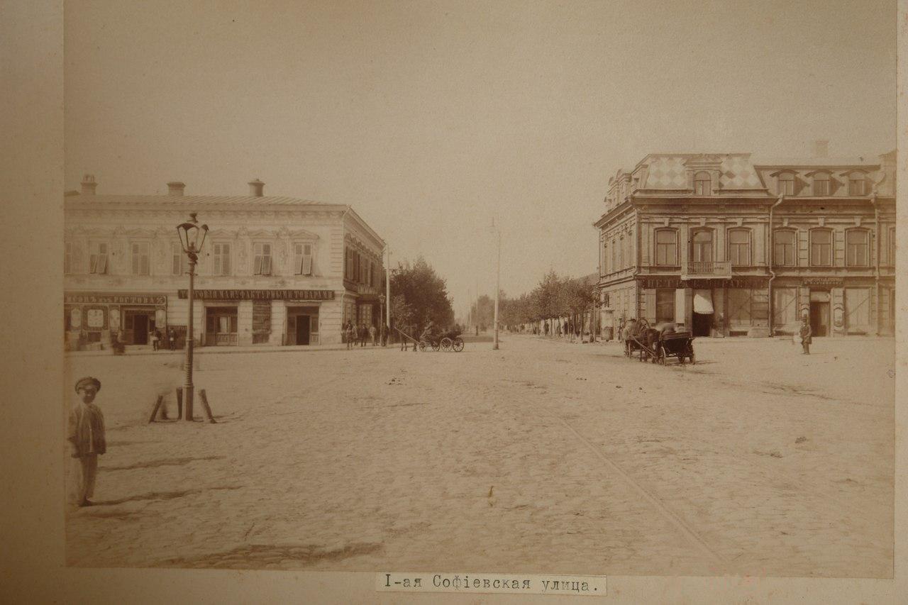 1-ая Софиевская улица