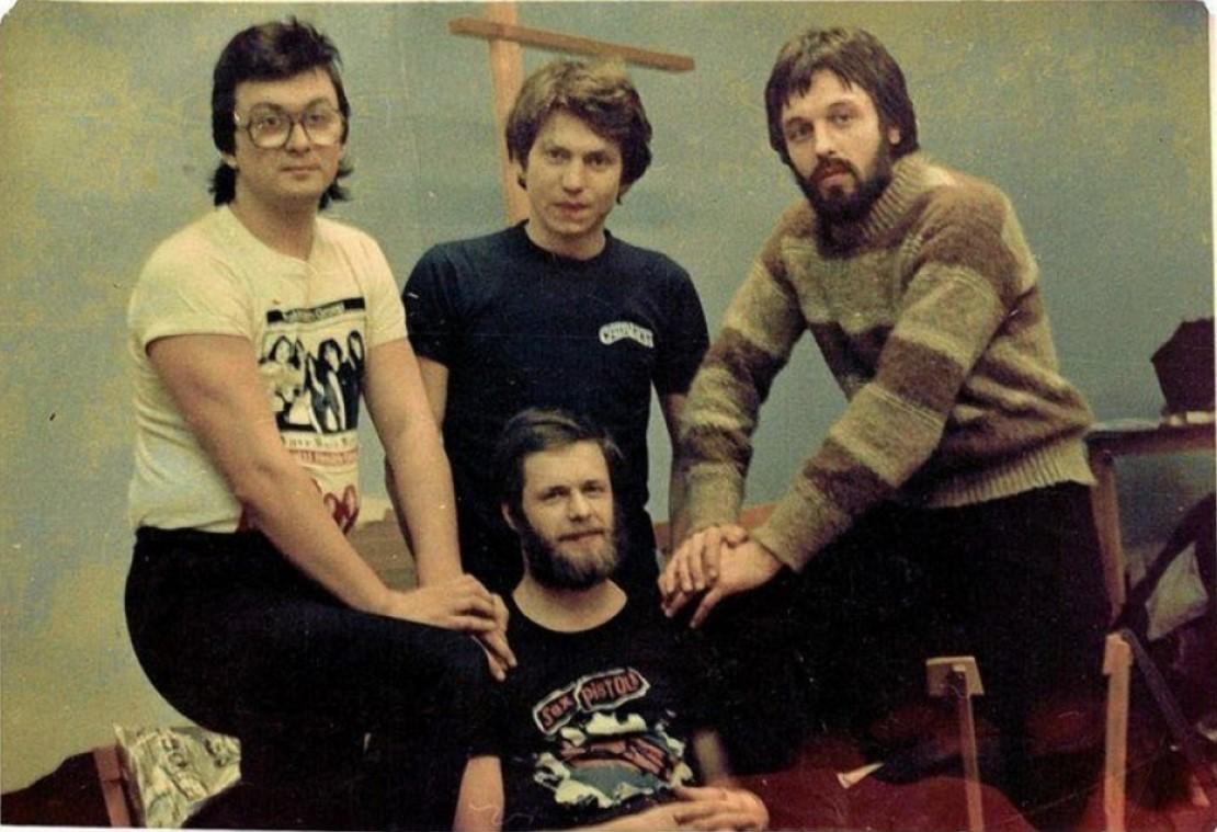 «Аквариум». 1978-1980