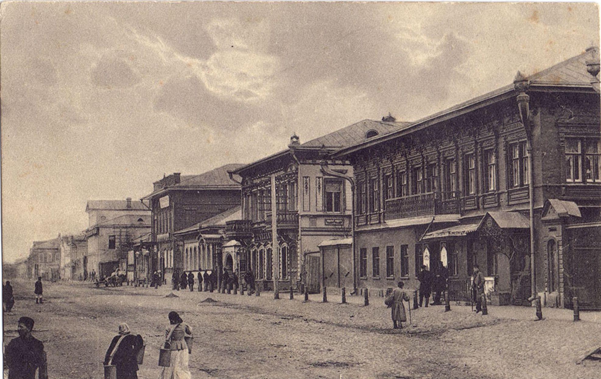 Московская (Малая Покровская) улица