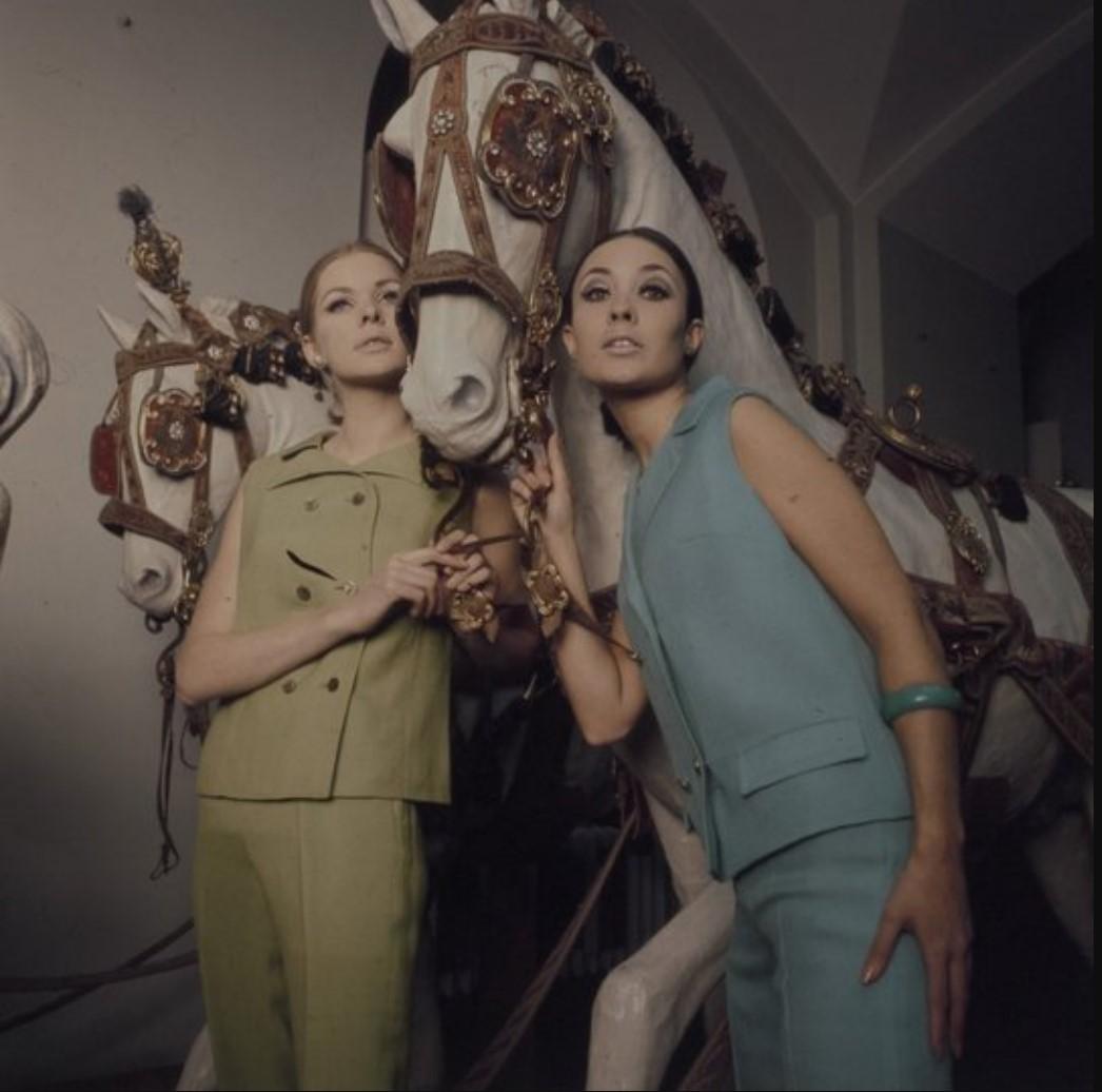 Модели в московском музее