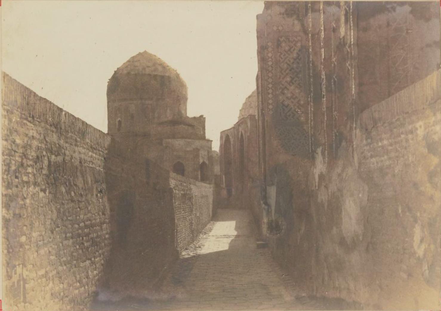 09. Старый дворец в Самарканде