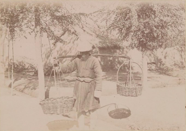 29. Торговец в Пишпеке, Семиречье