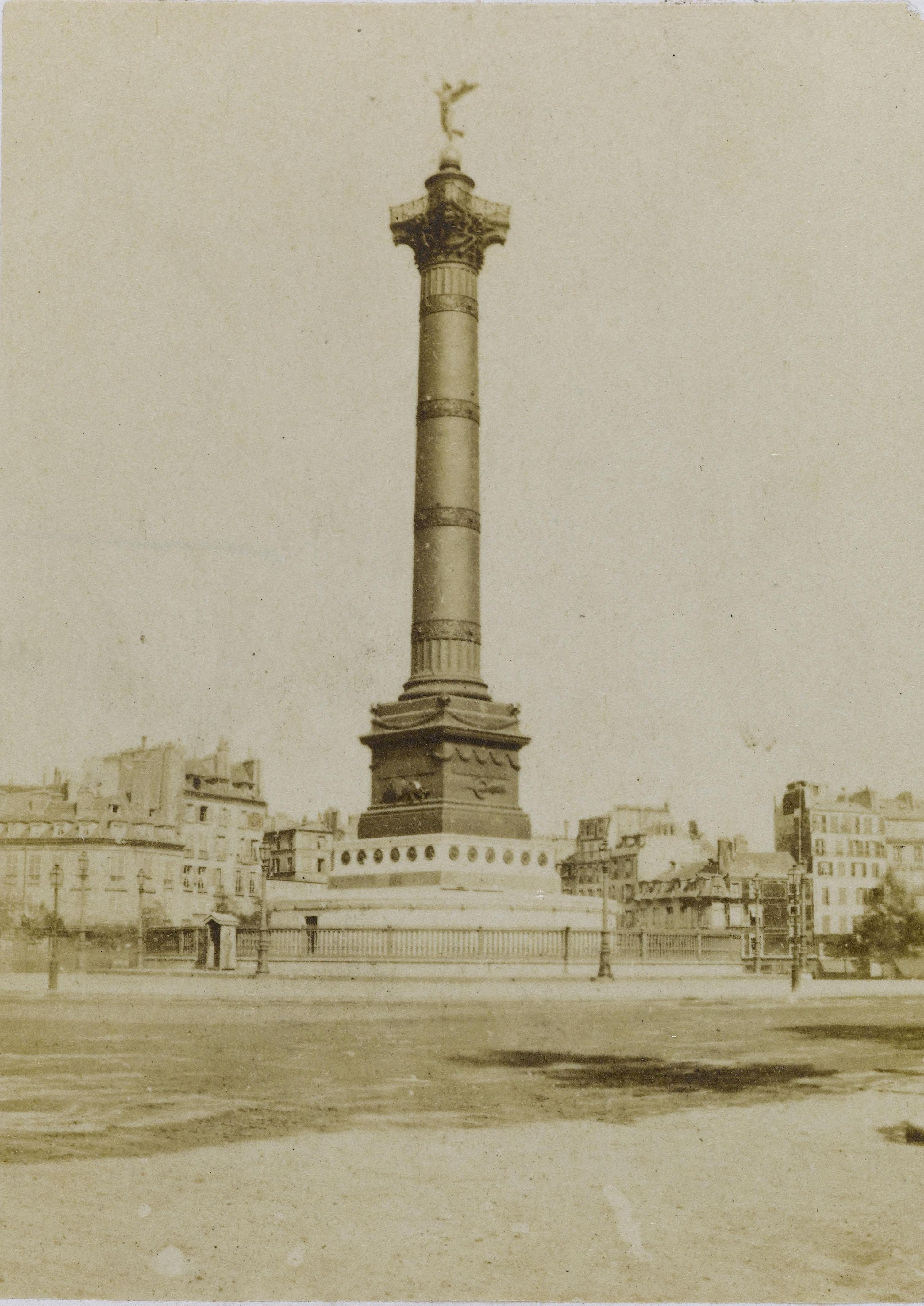 07. Площадь Бастилии