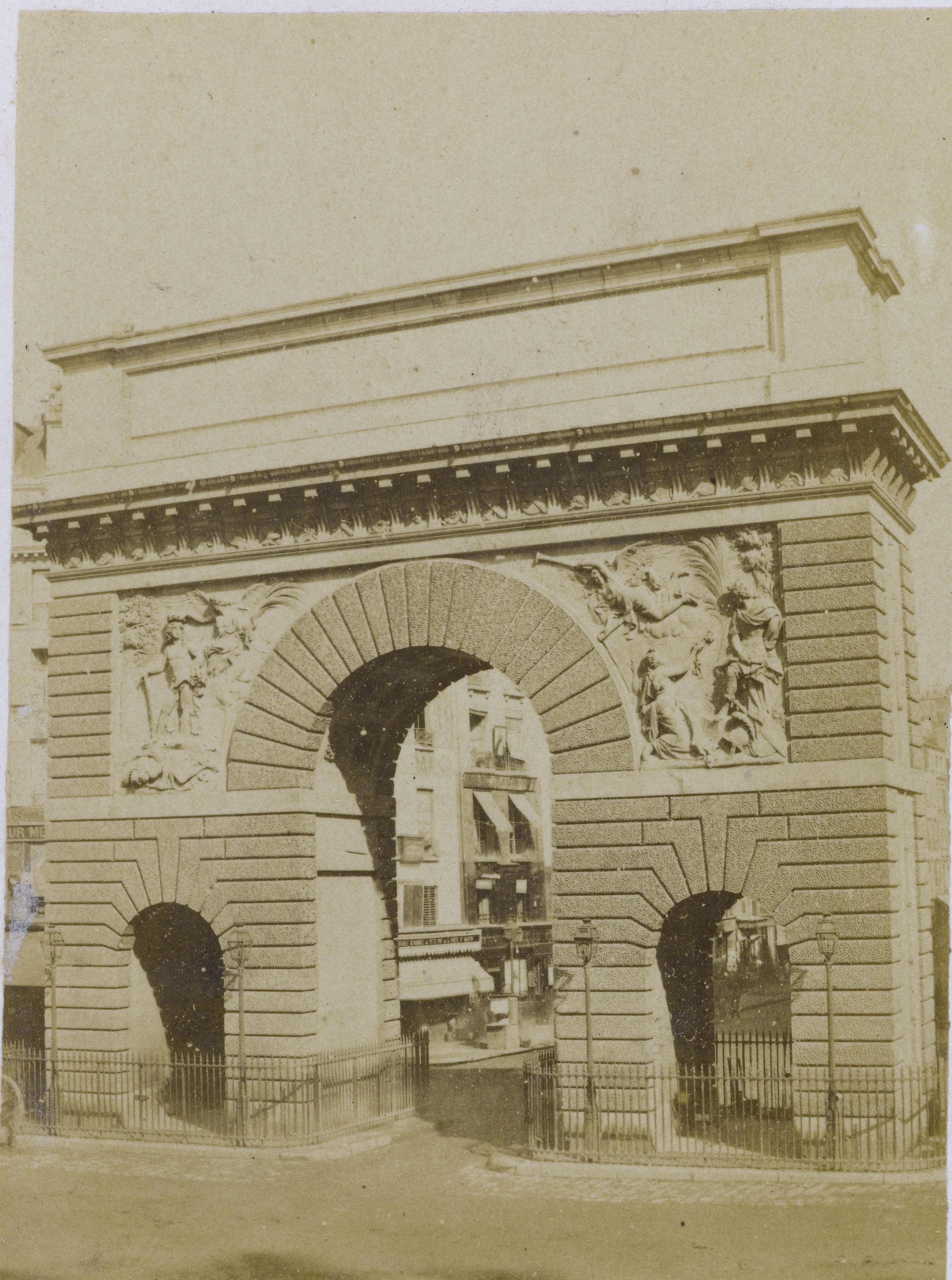 14. Ворота Сен-Мартен