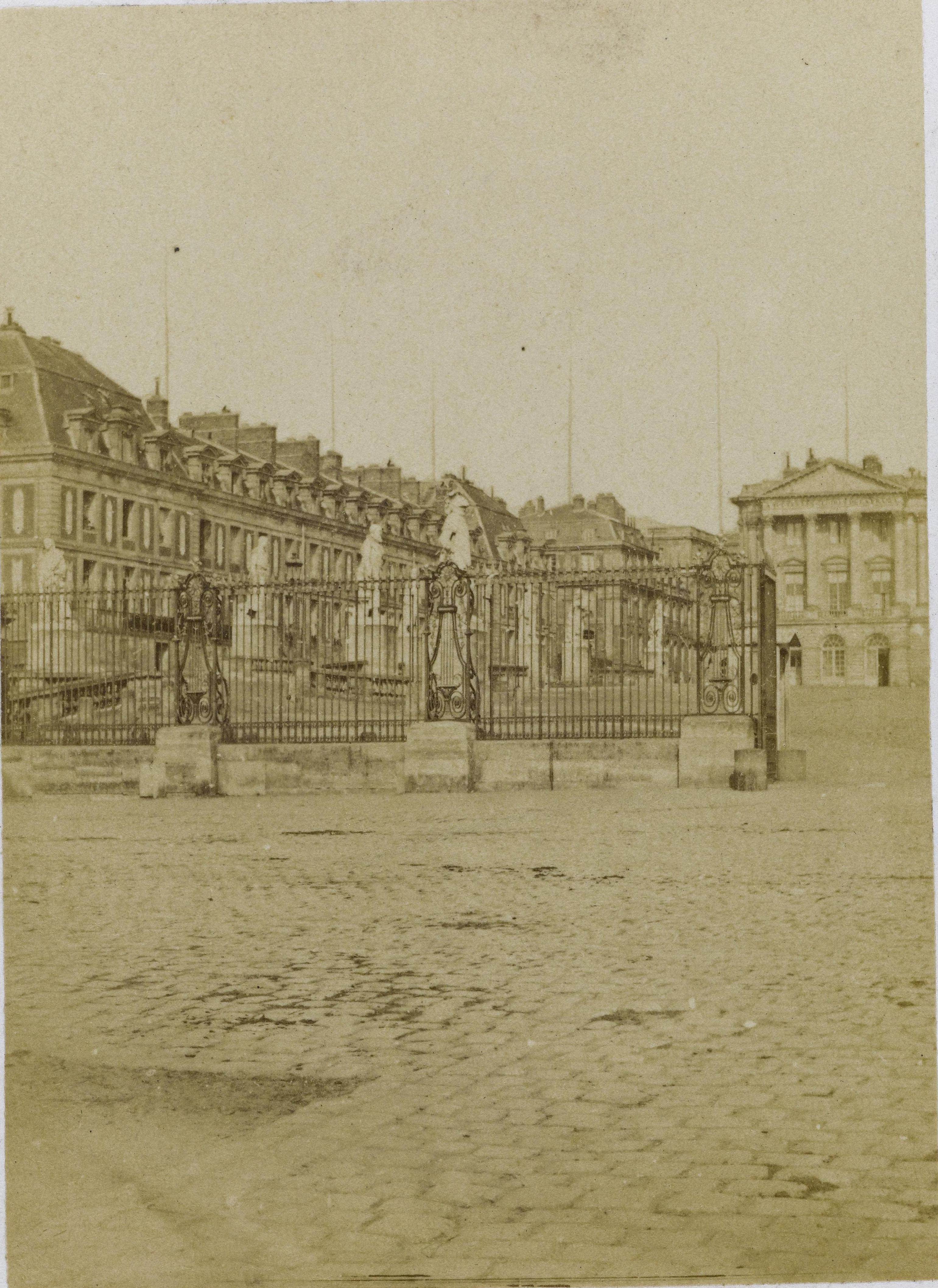 16. Версальский дворец