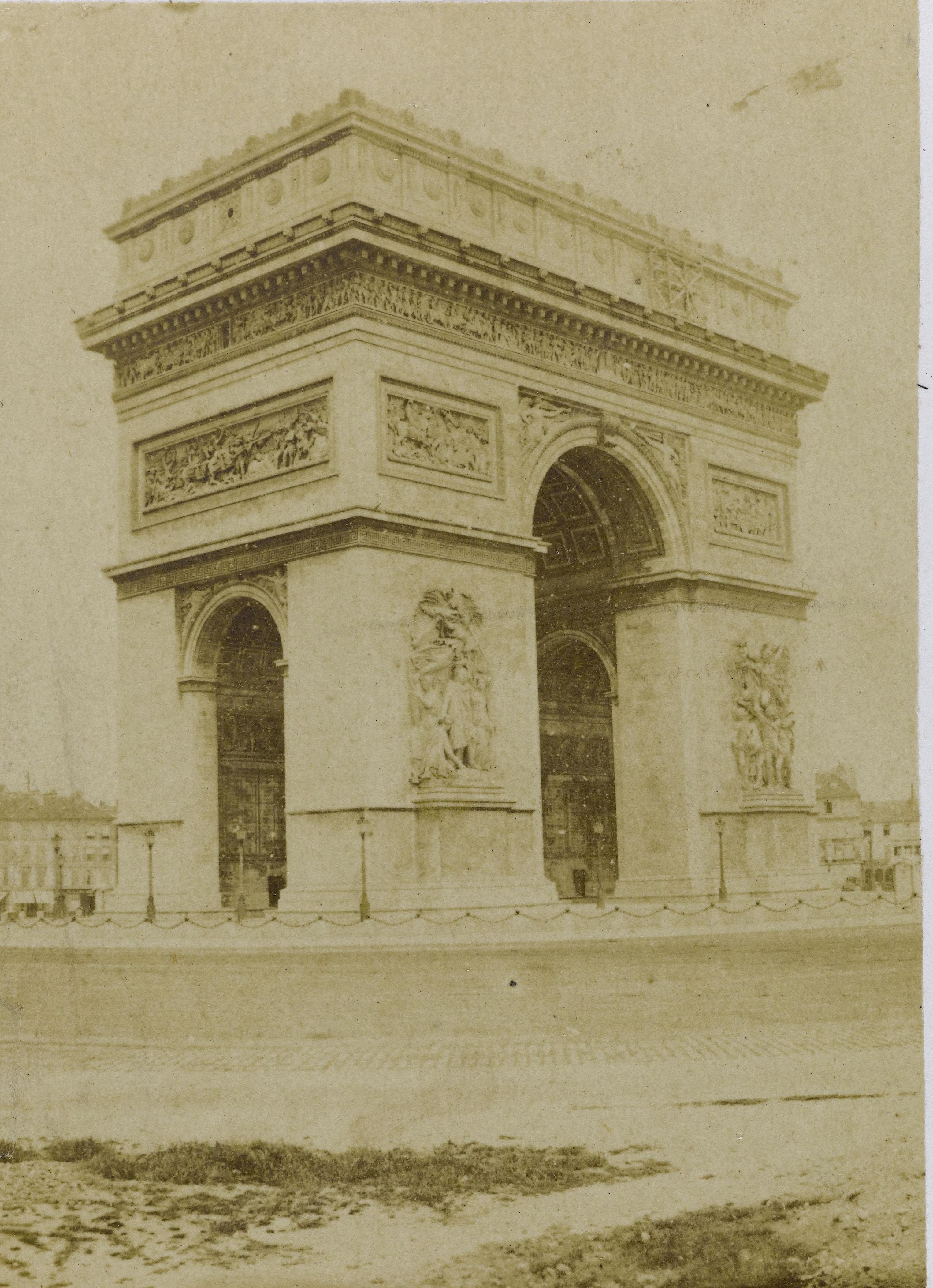17. Триумфальная арка