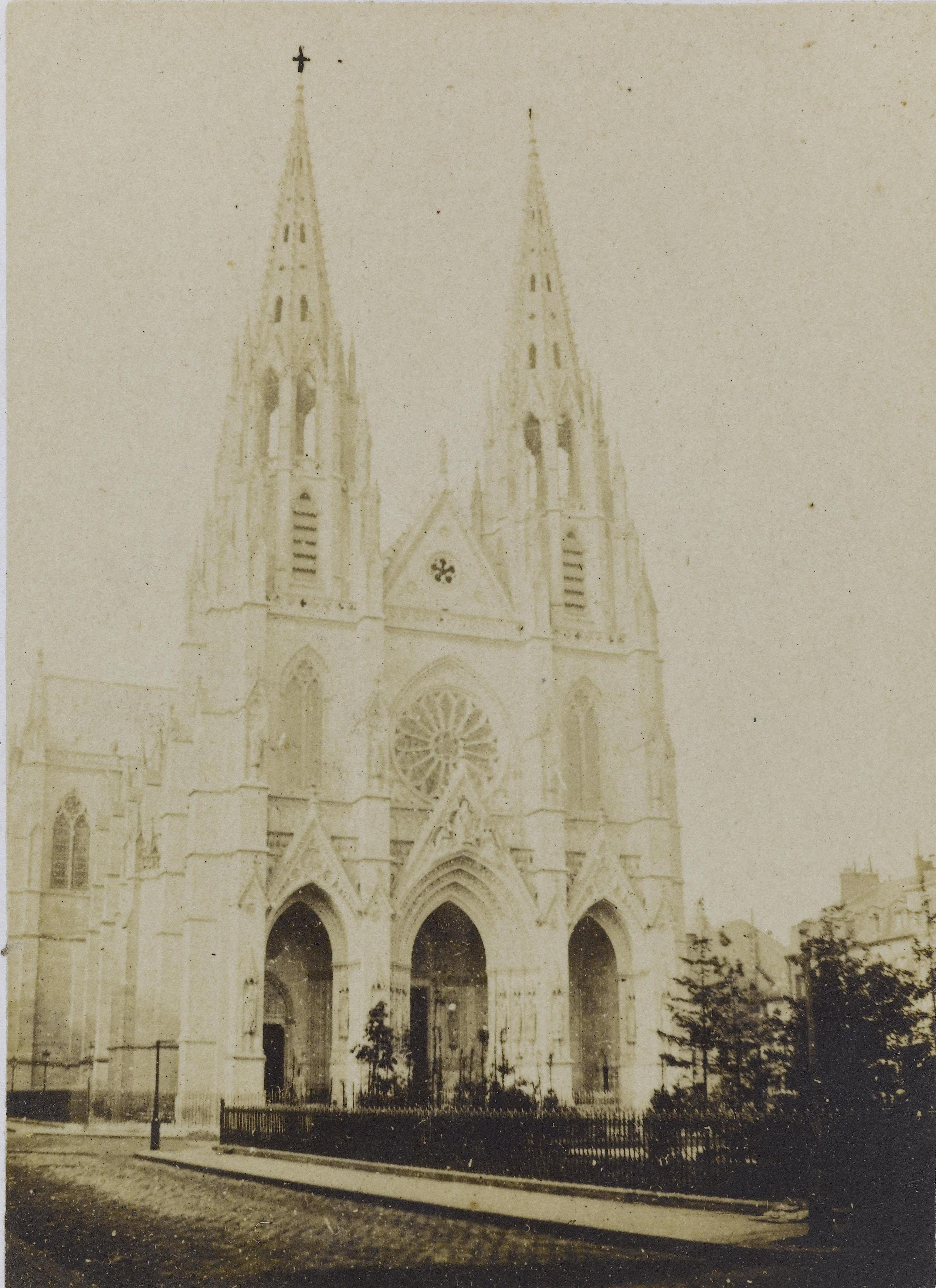 18. Базилика Святой Клотильды