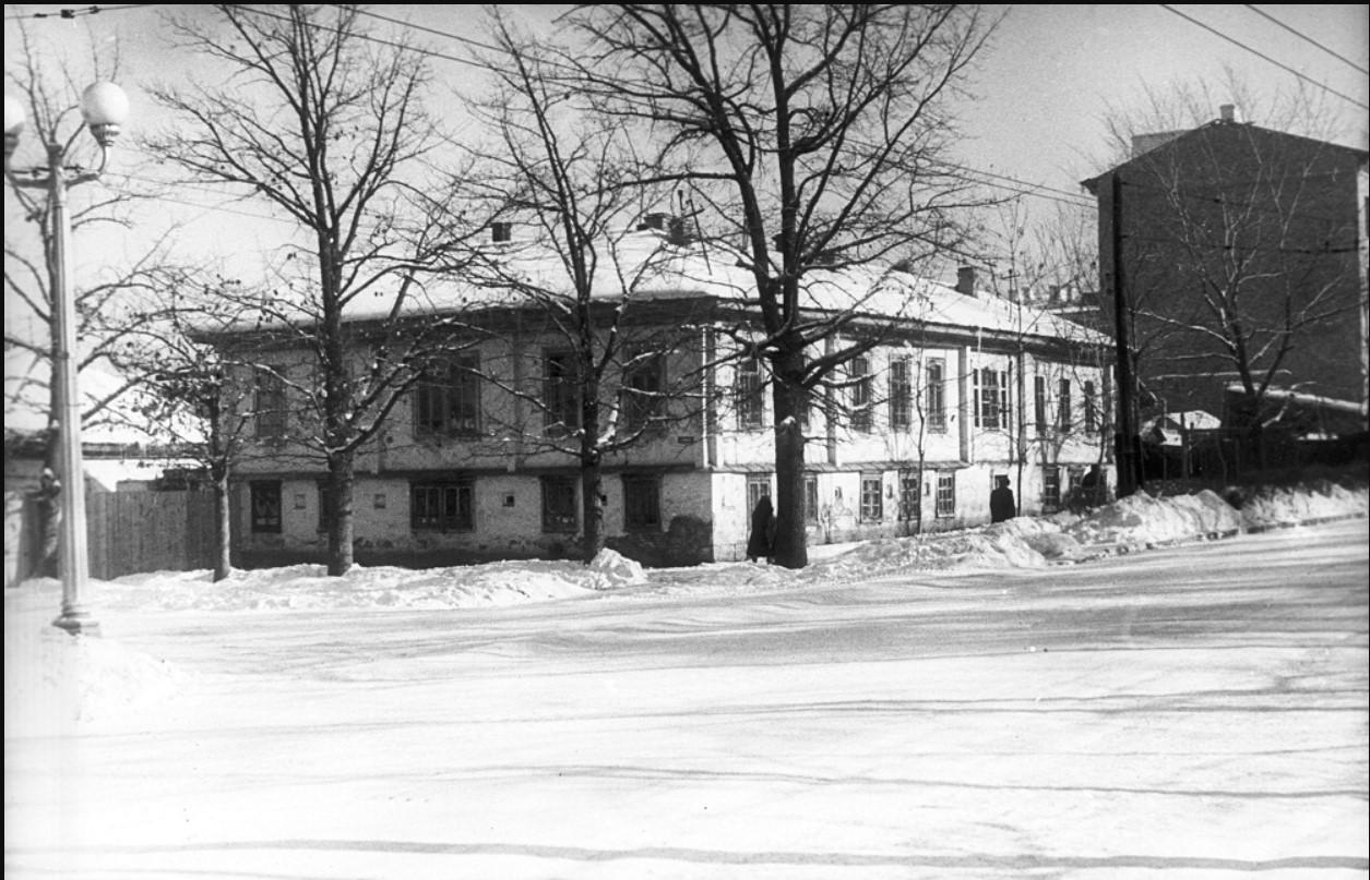 Здание Городской управы, 1917
