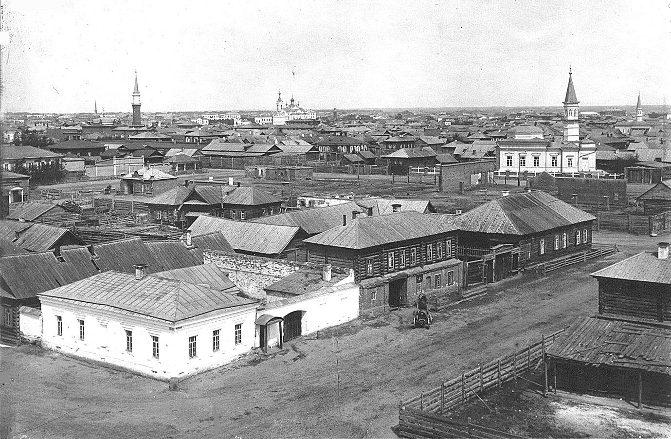 Татарский край