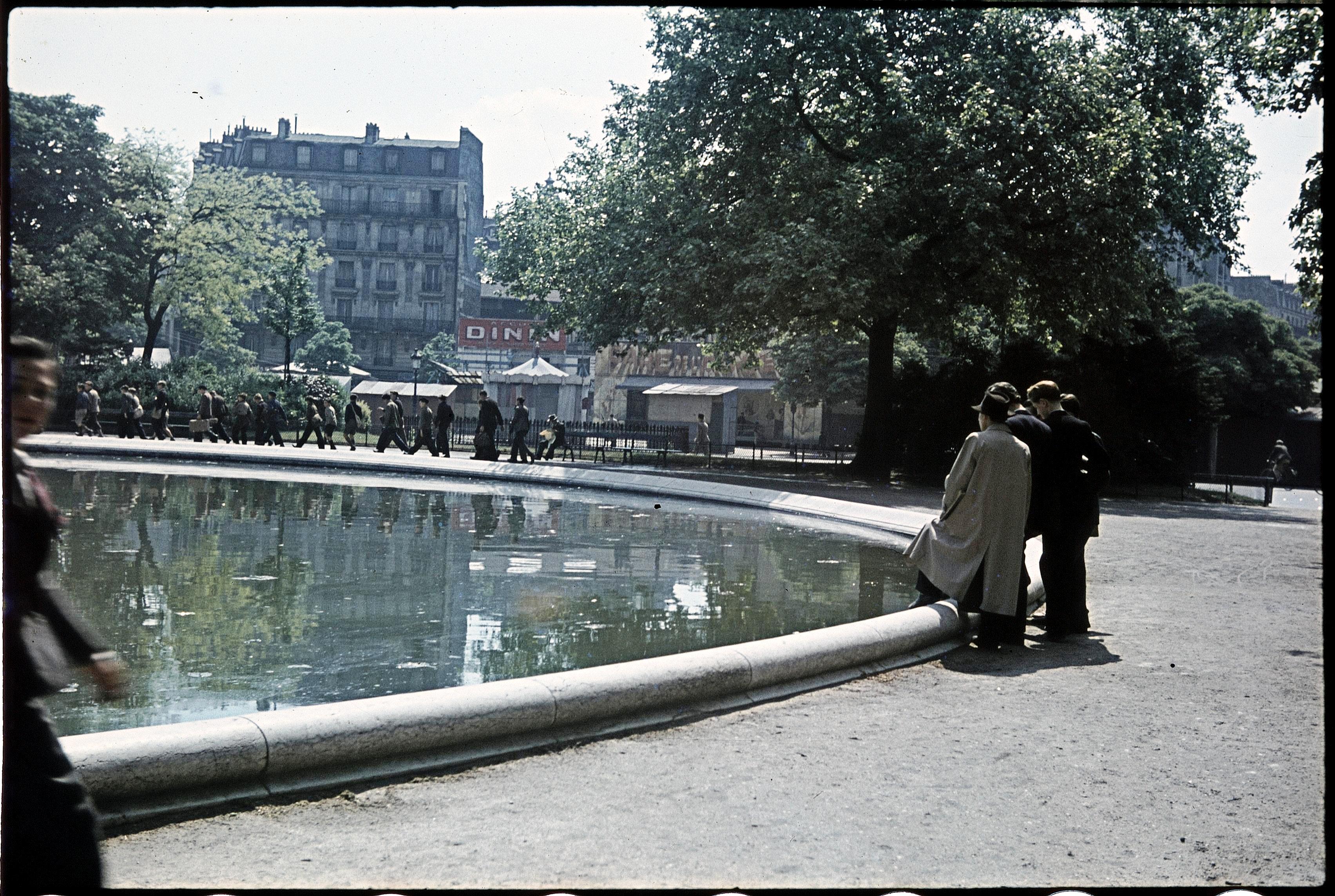 Площадь и сквер Наций