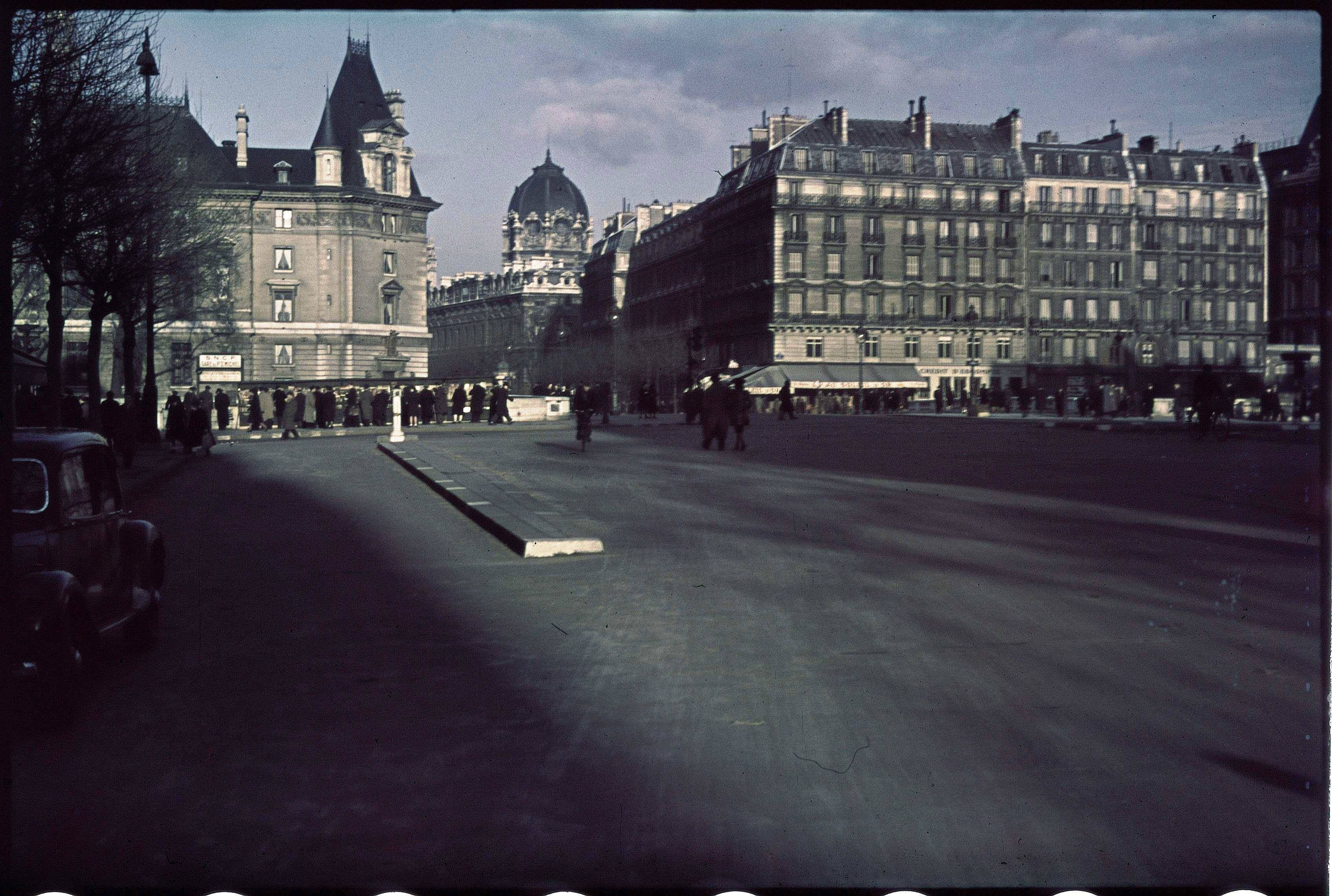 Площадь Отель-де-Виль