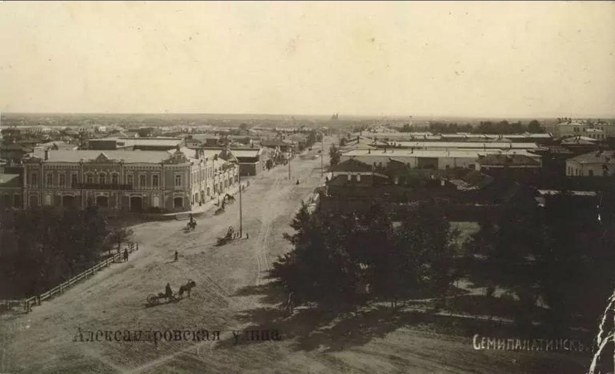 Александровская улица.