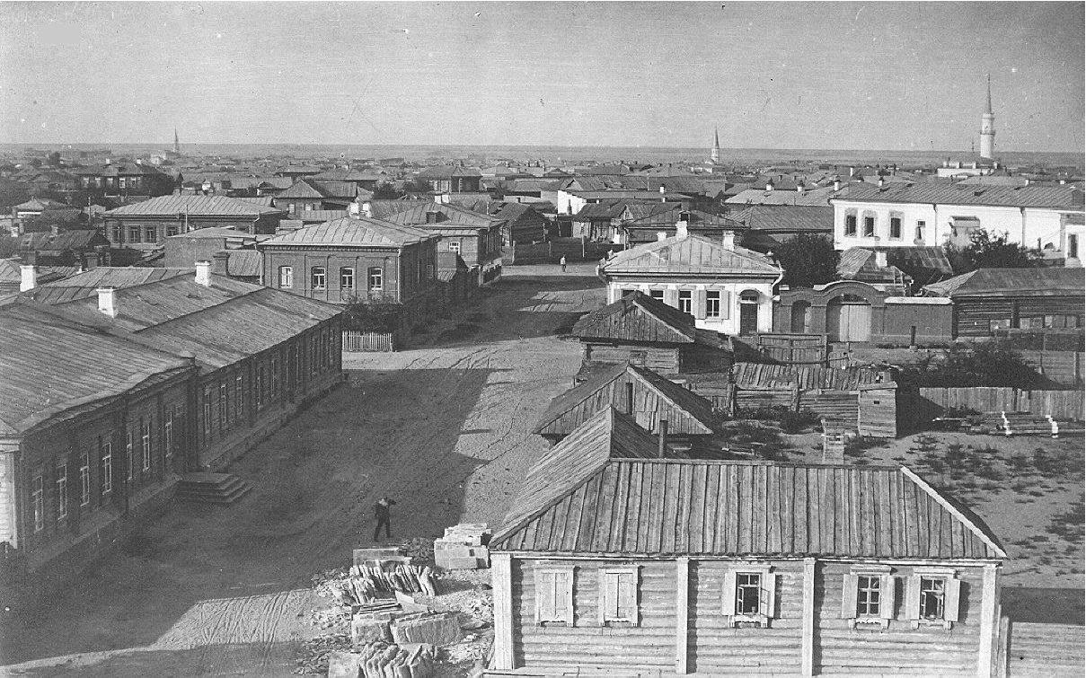 Вид с Александро-Невской церкви