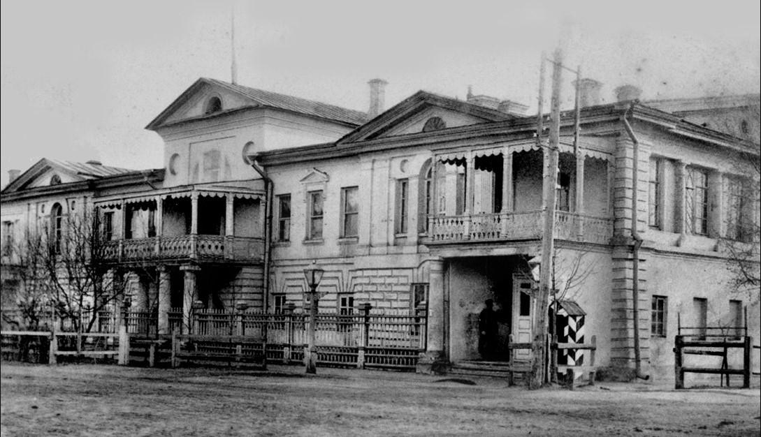 Дом наказного атамана