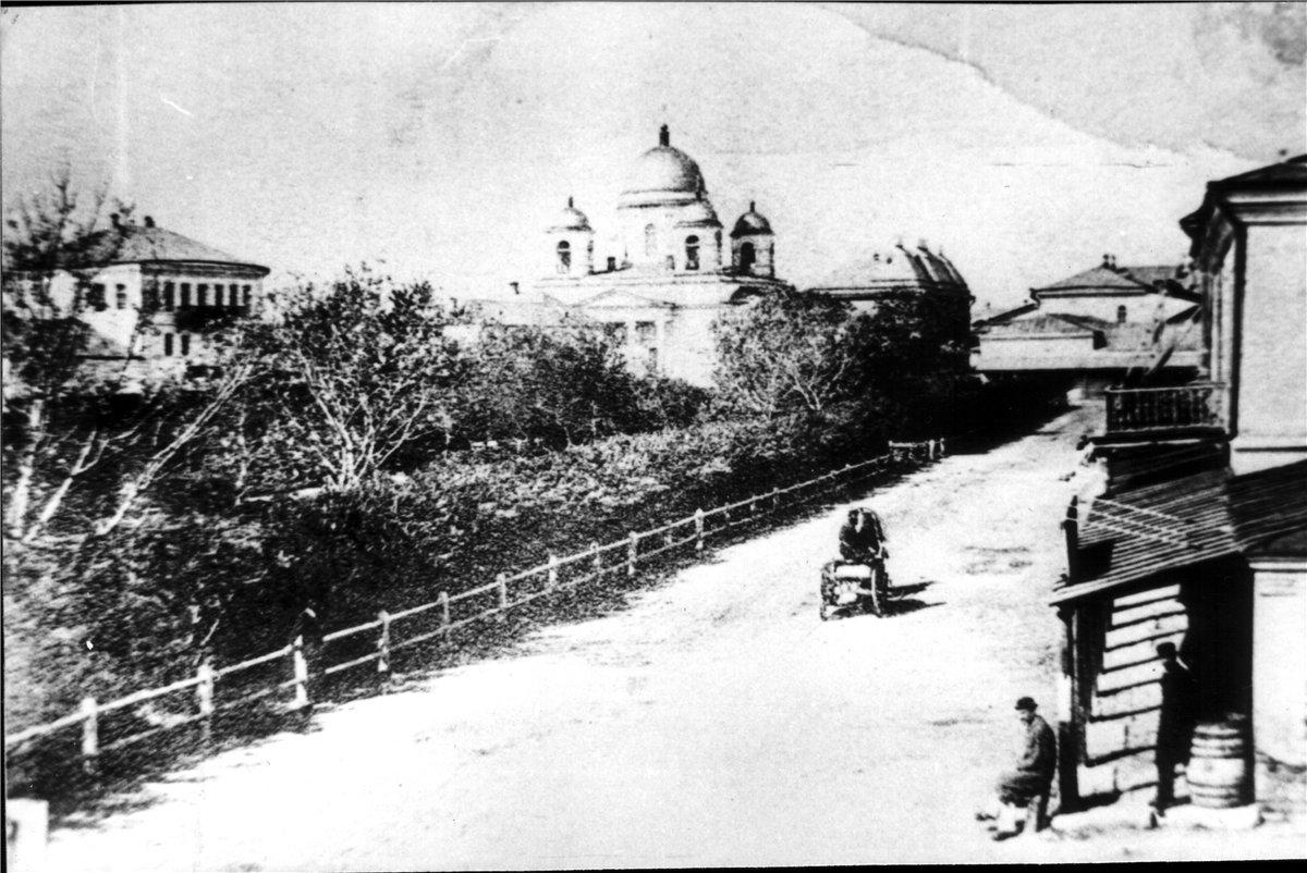 Столыпинский бульвар