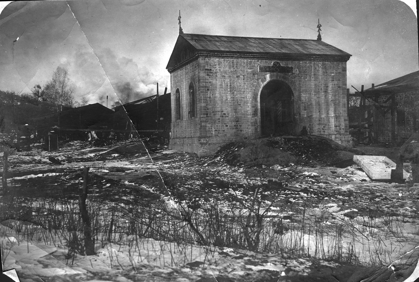 Поселок Сучан (ныне город Партизанск)