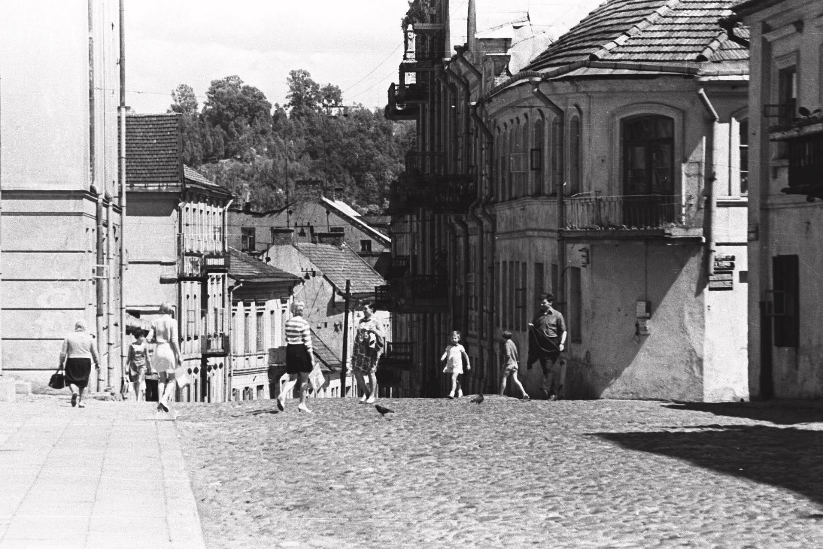 1969. Улица Лейиклос