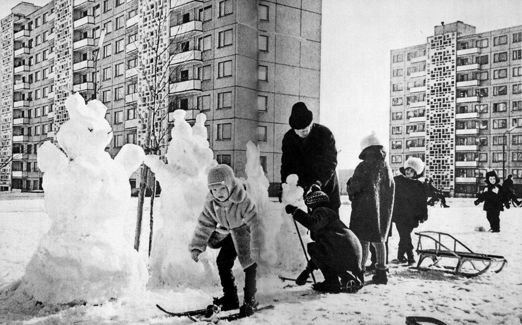 1970. Зимние радости
