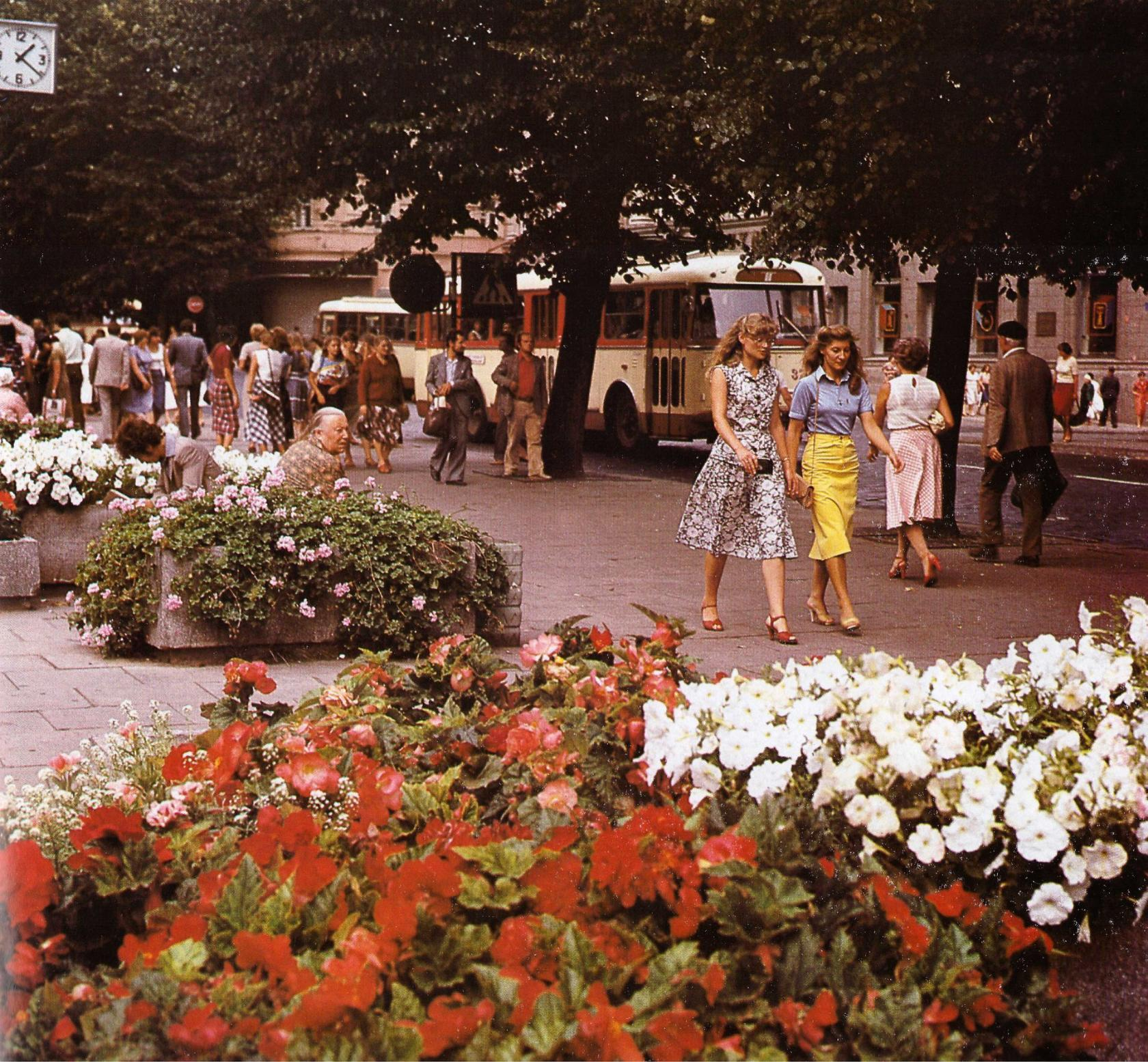1985. Проспект Ленина