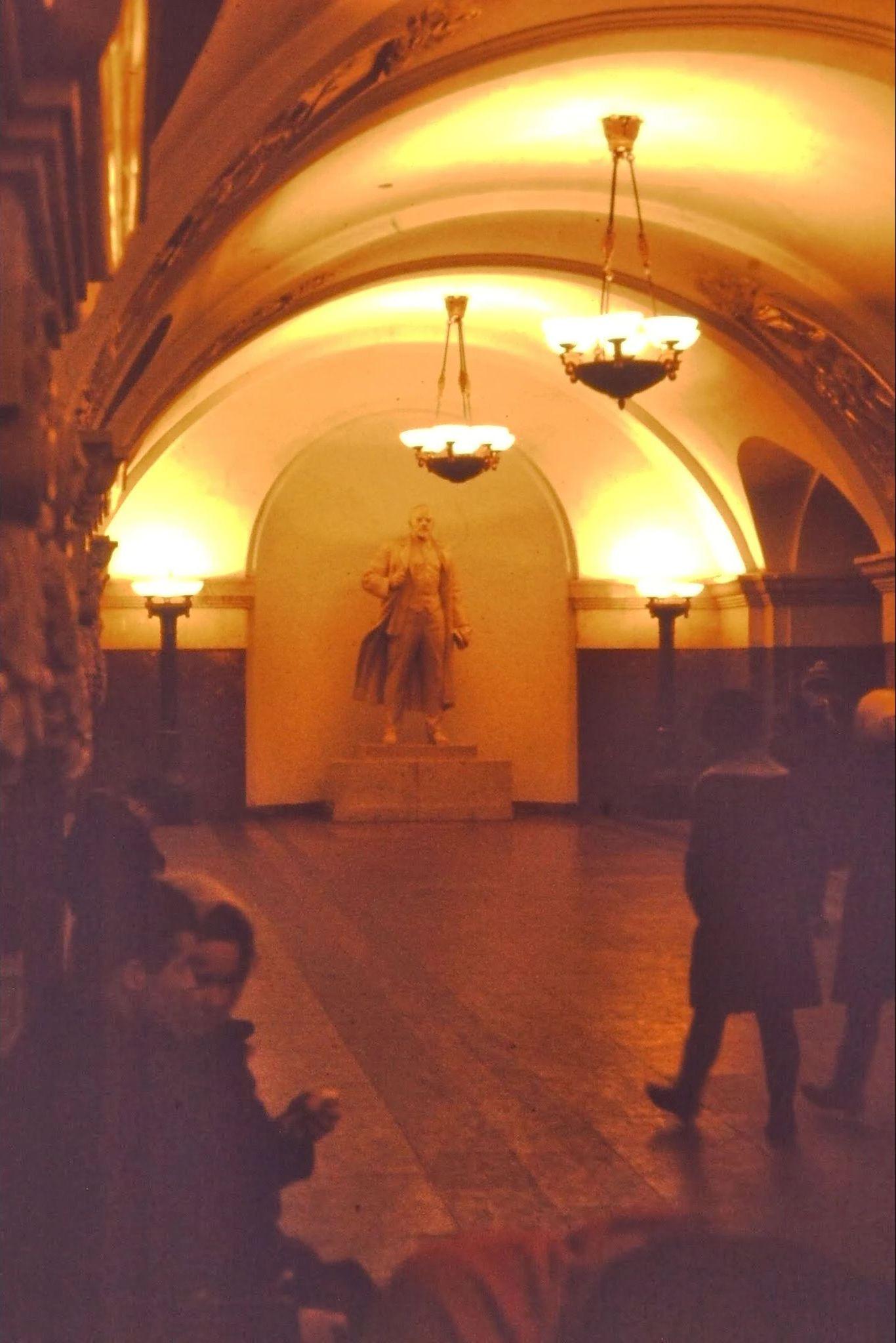 04. Станция метро