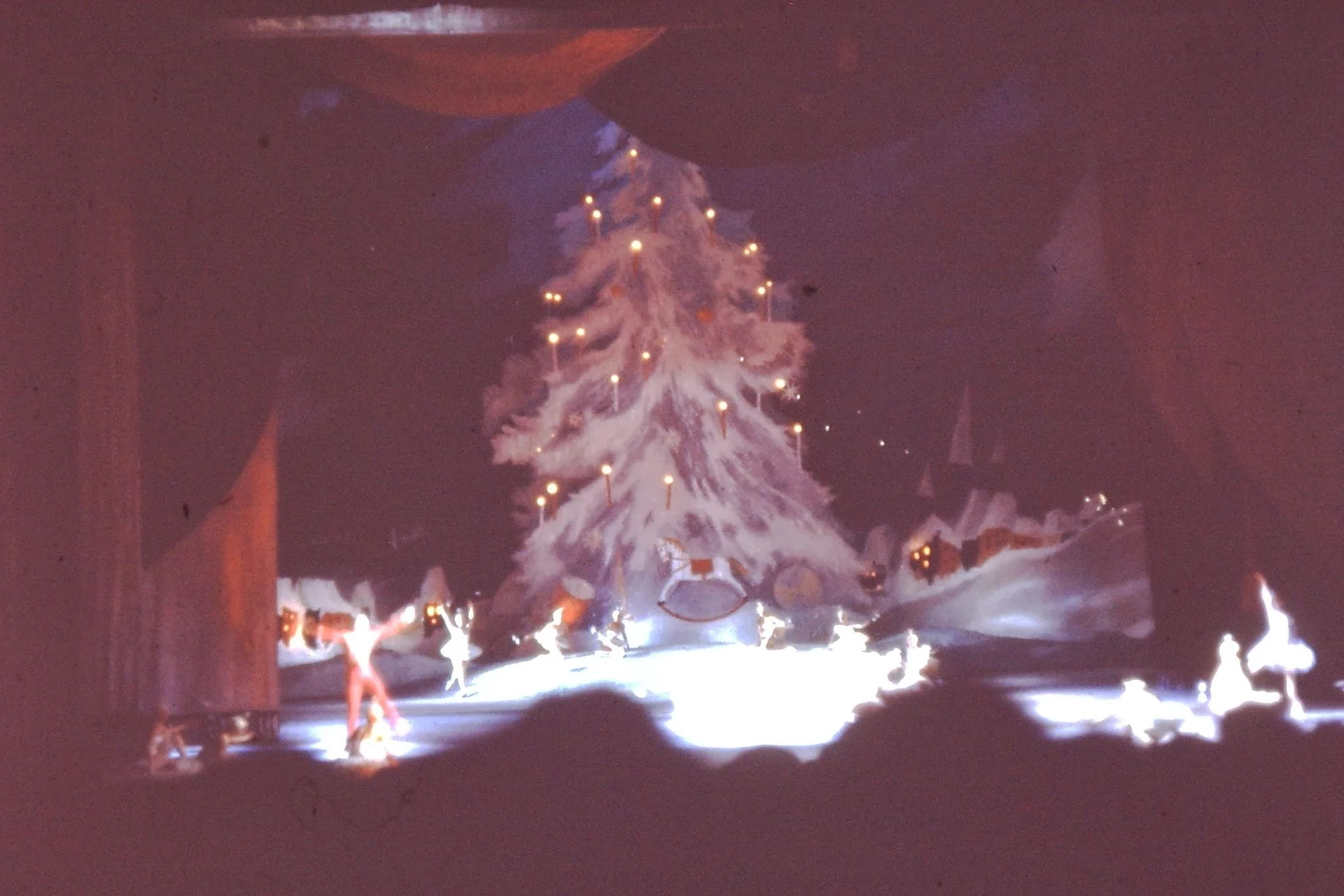 13. Балет «Щелкунчик» Чайковского в Большом театре