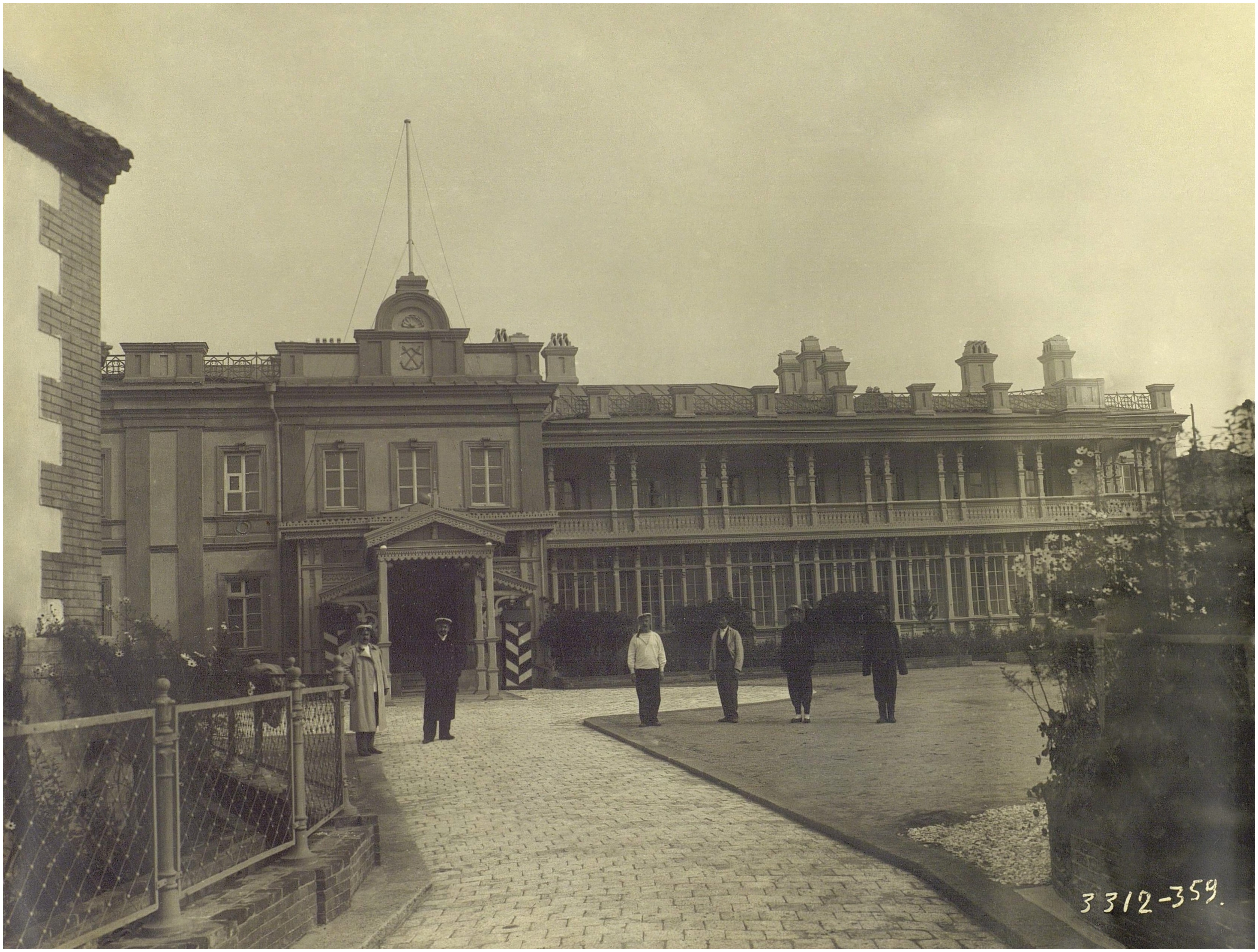 Резиденция Губернатора