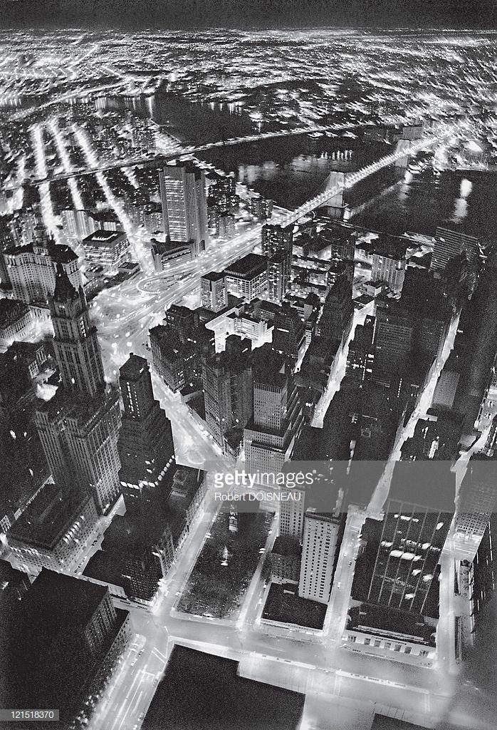 1960. Палм-Спрингс. Ночью