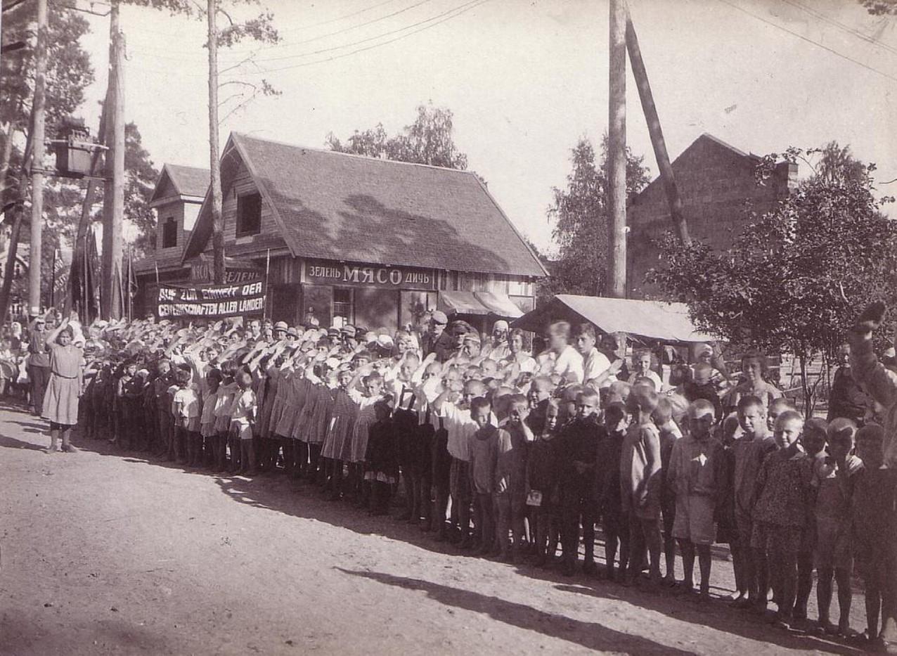 Детсткий дом, Сестрорецк.