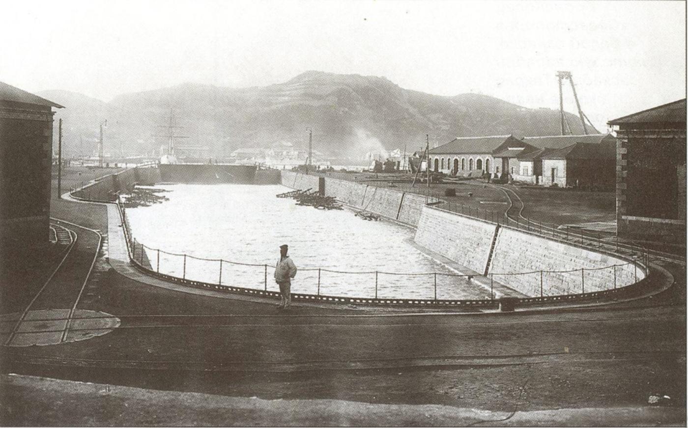 Сухой док Порт-Артура