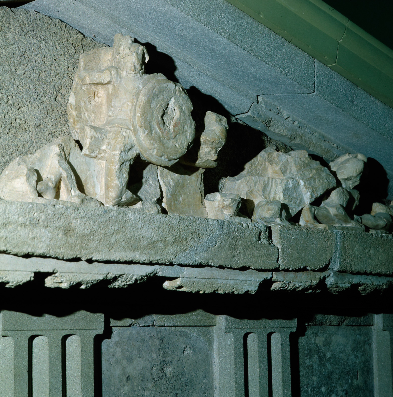 Археологический музей Олимпии