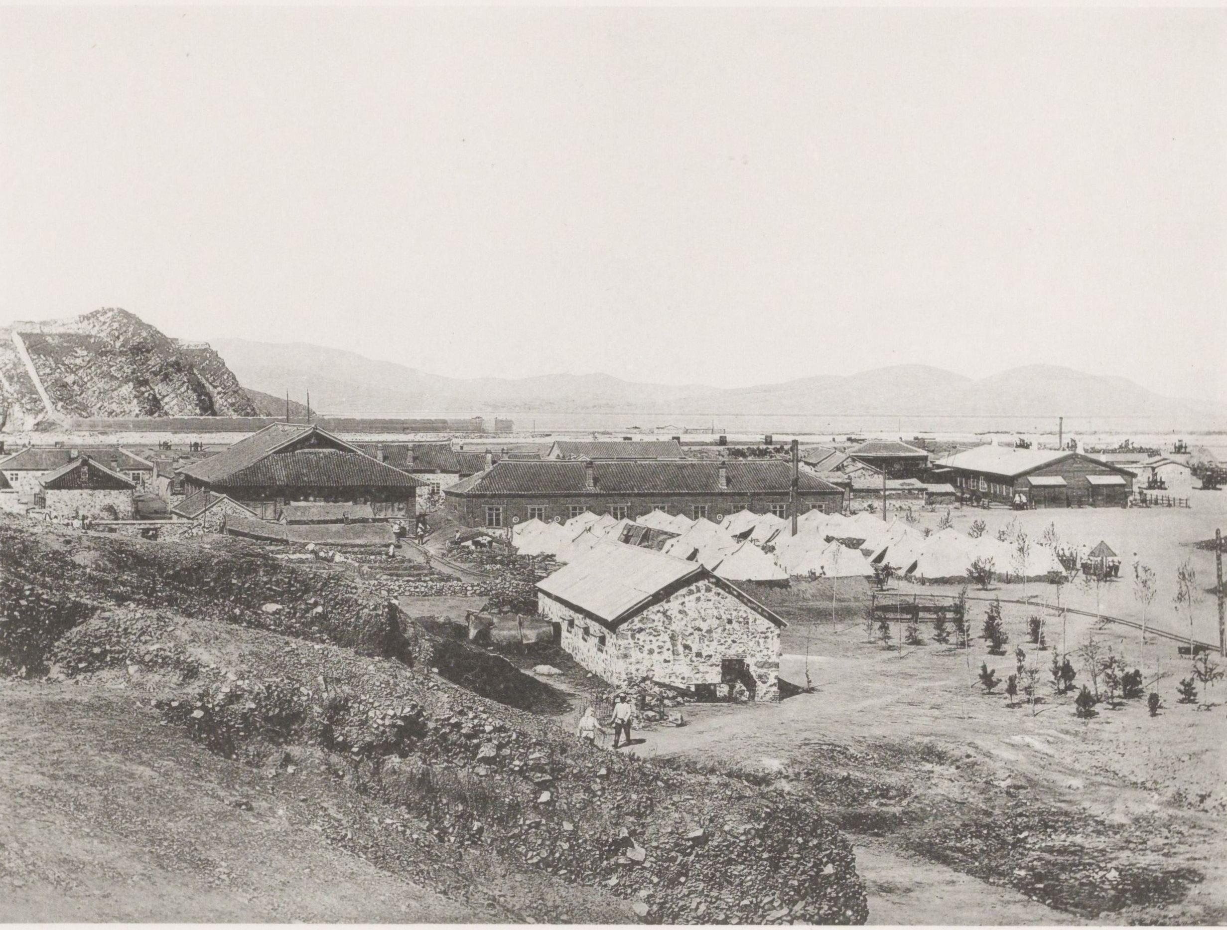 Вид артиллерийского квартала