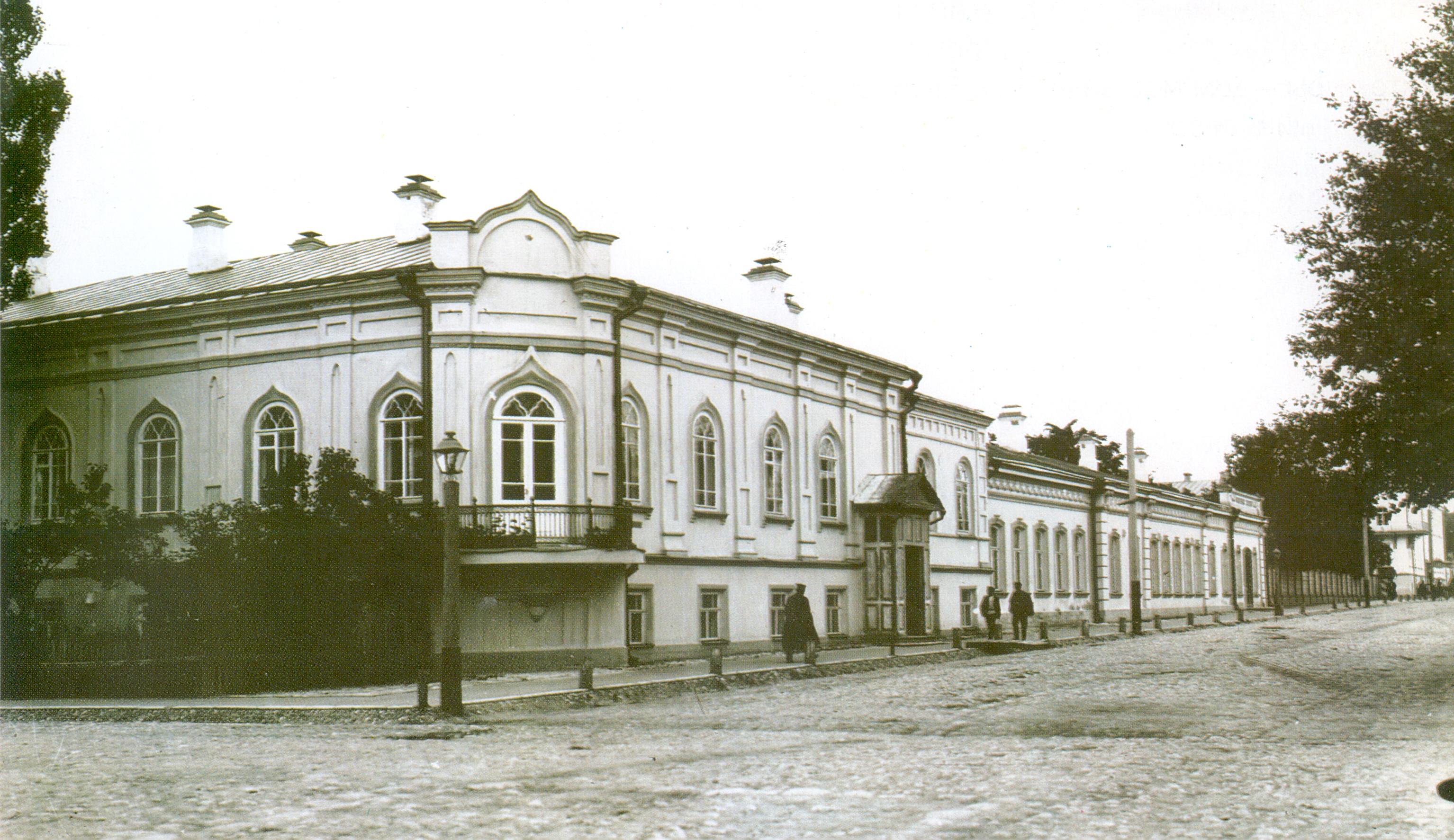ул. Тургенева
