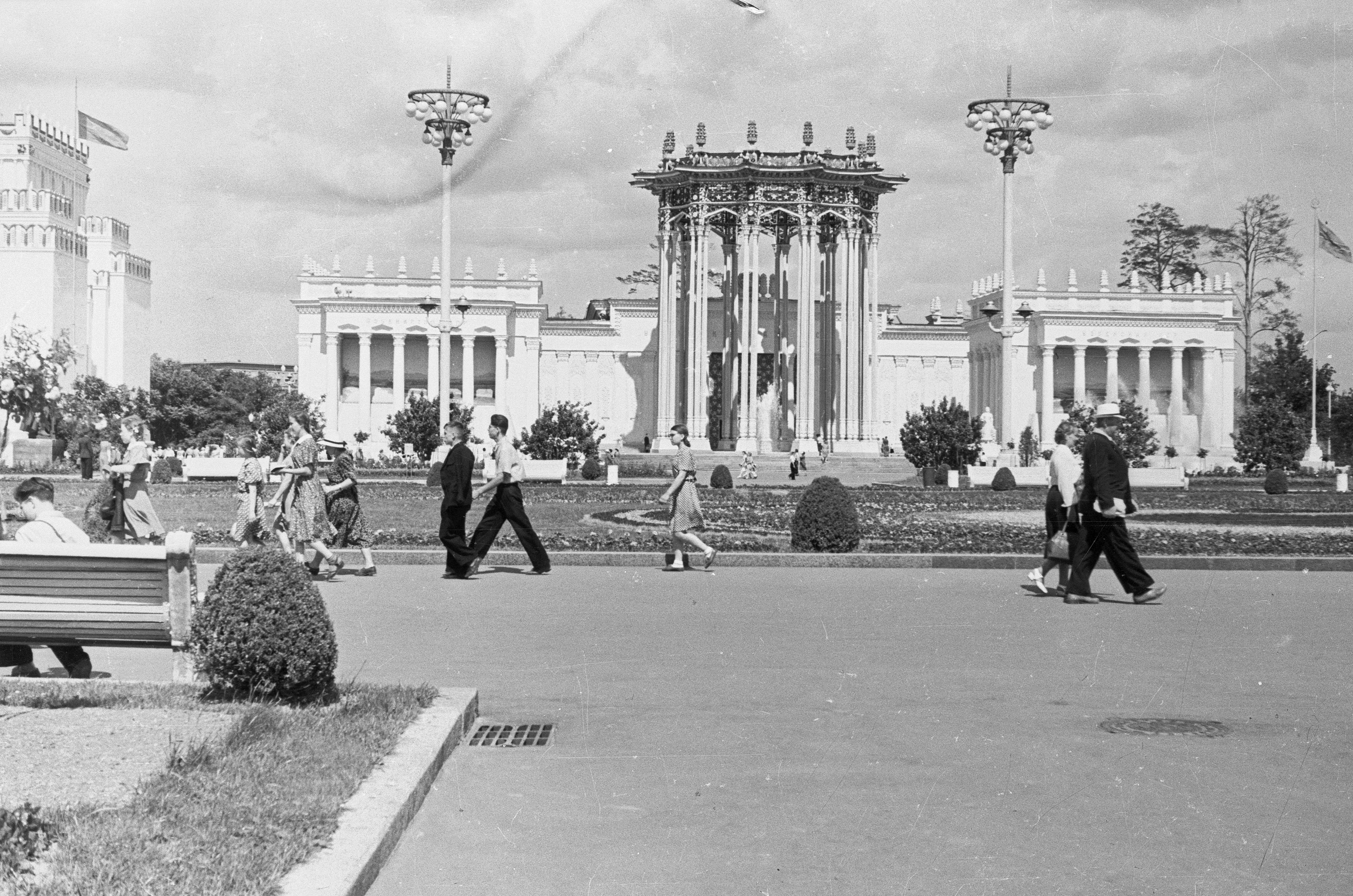 Павильон «Узбекская ССР»