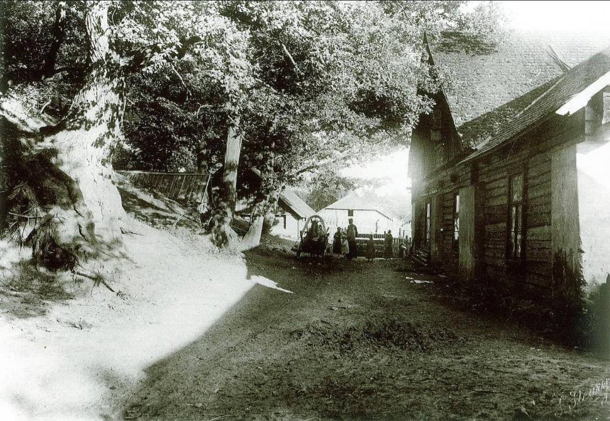 Предместье Пуккари. 1890-е