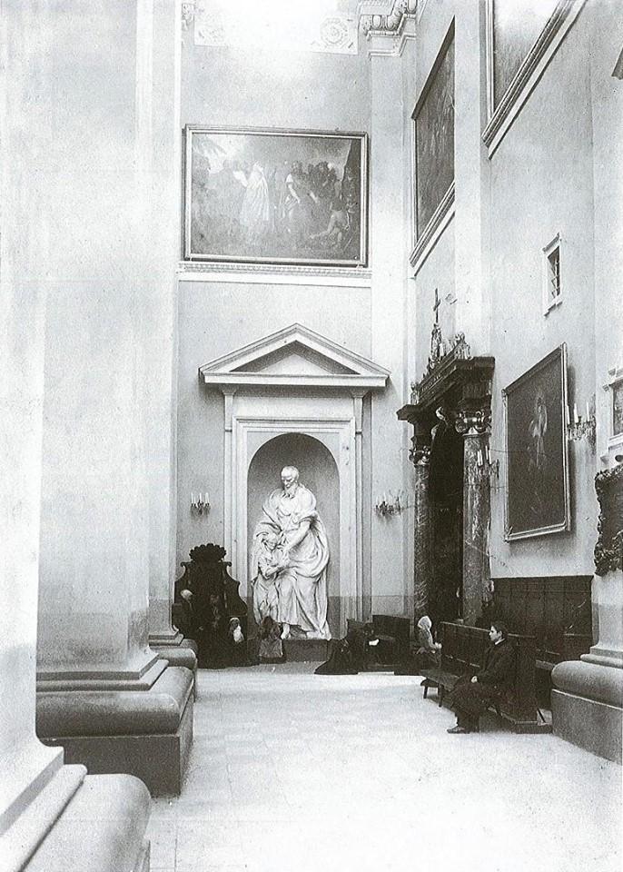 Собор. Интерьер, 1901