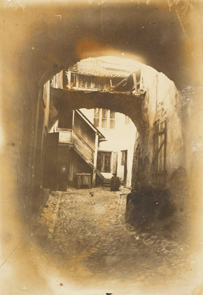 Старый город, XIX век
