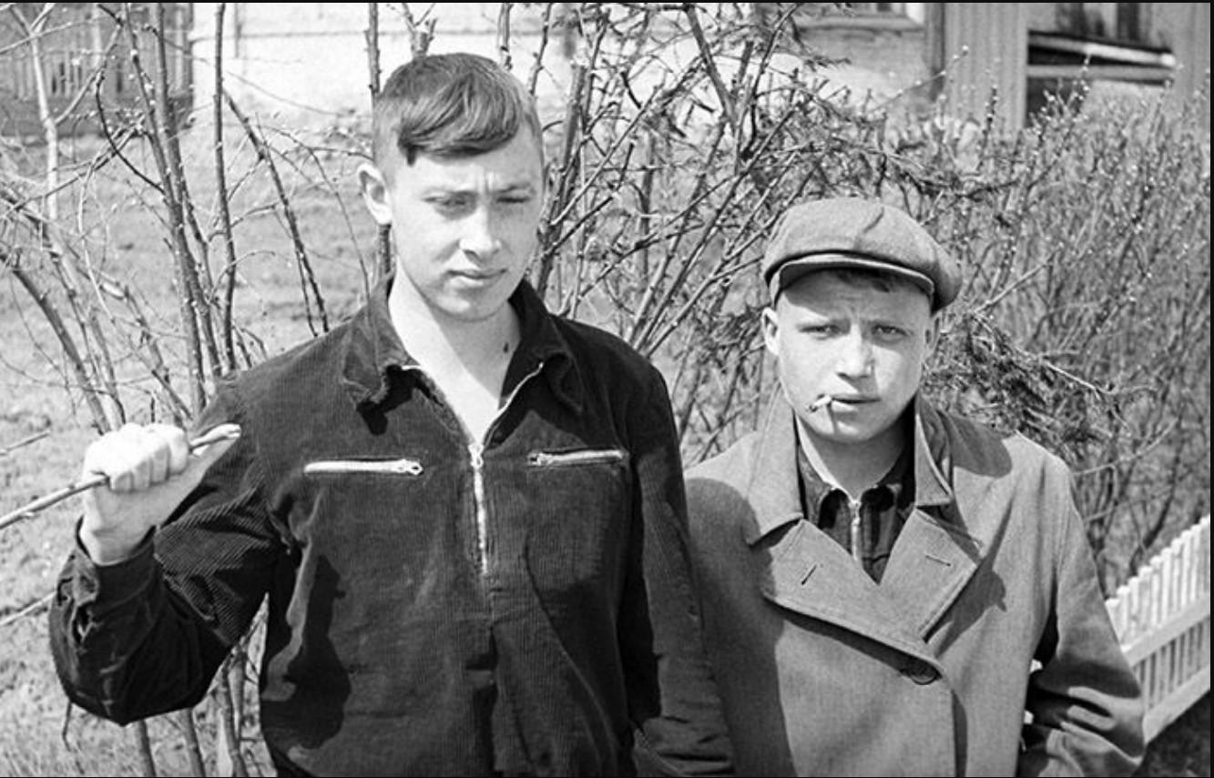 1950-е. Хулиганы