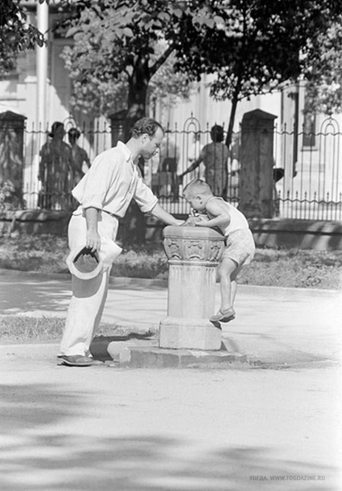 1950-е. Жажда