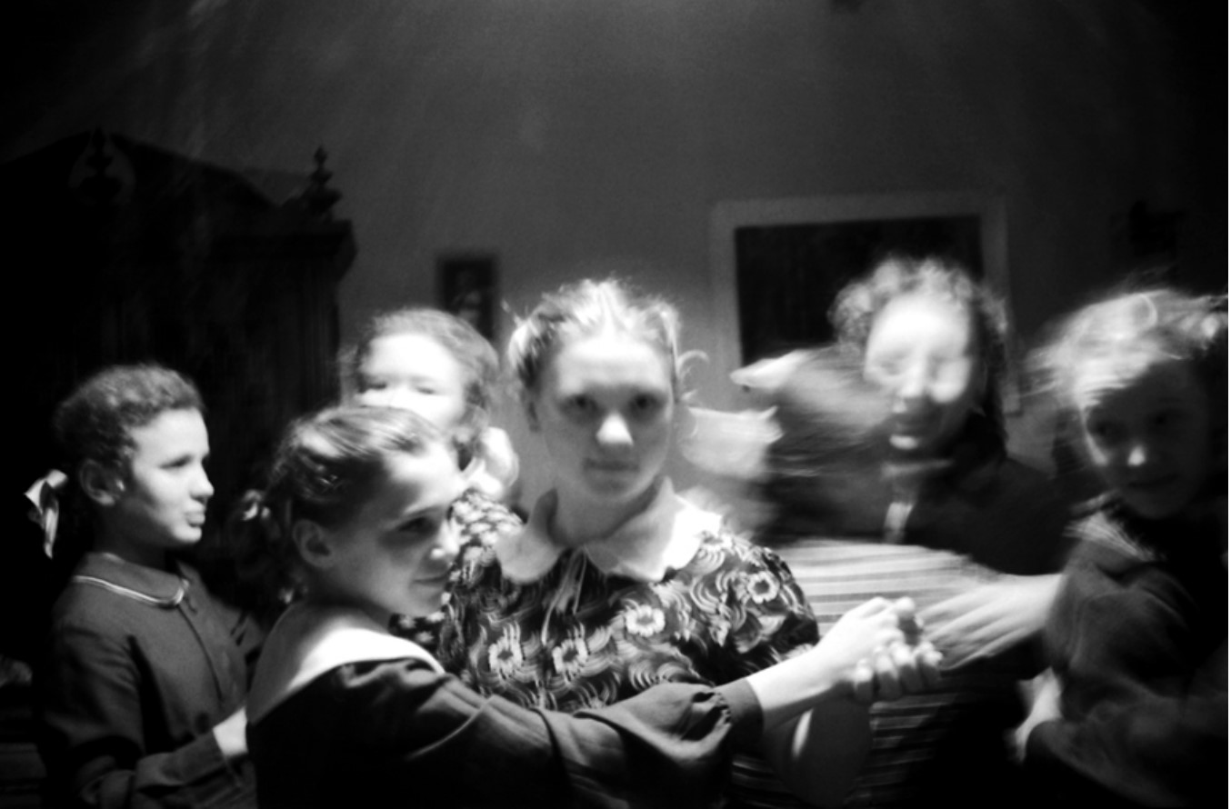 1950-е. Танцы