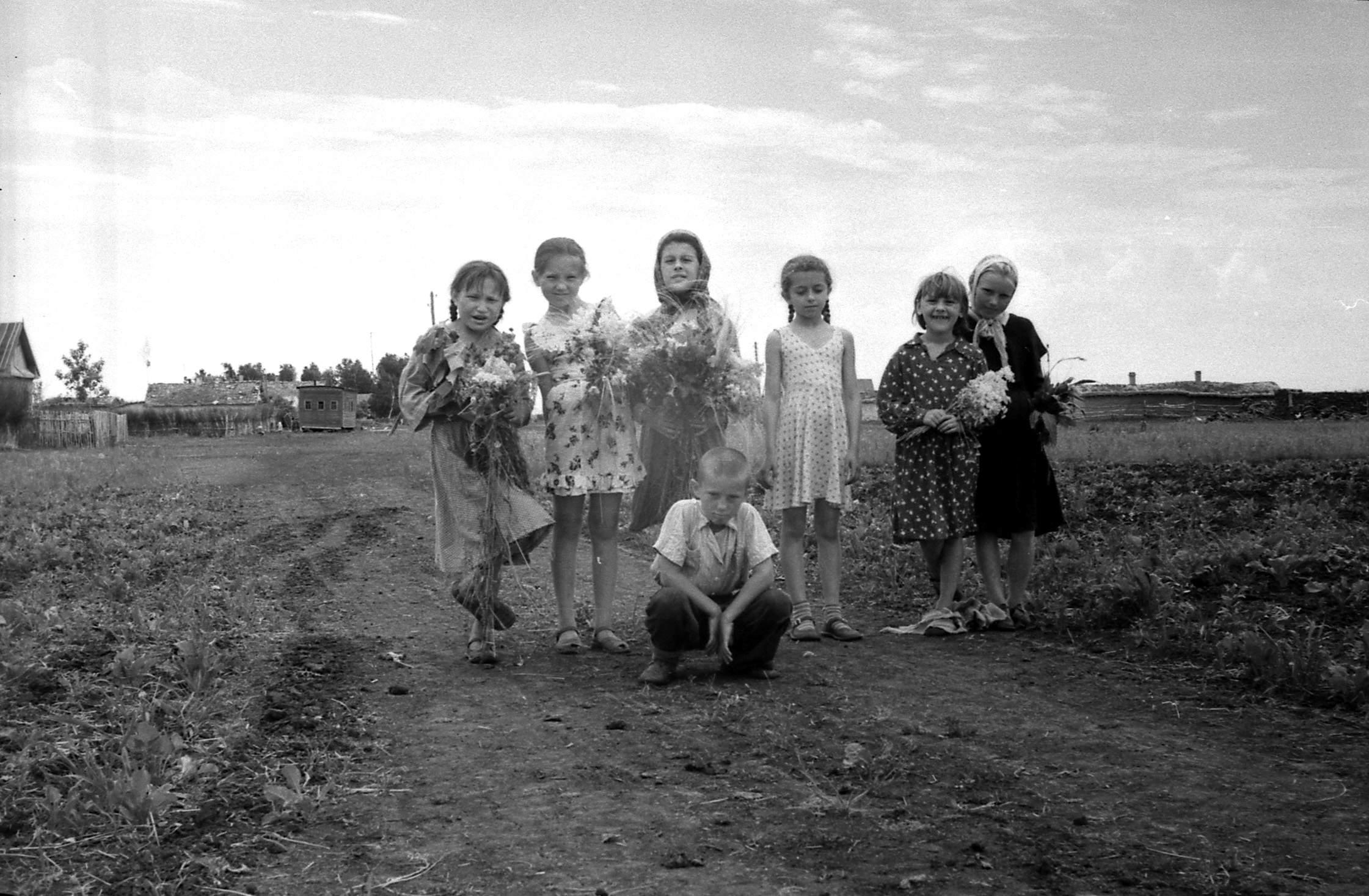 1960-е. Первый парень на деревне