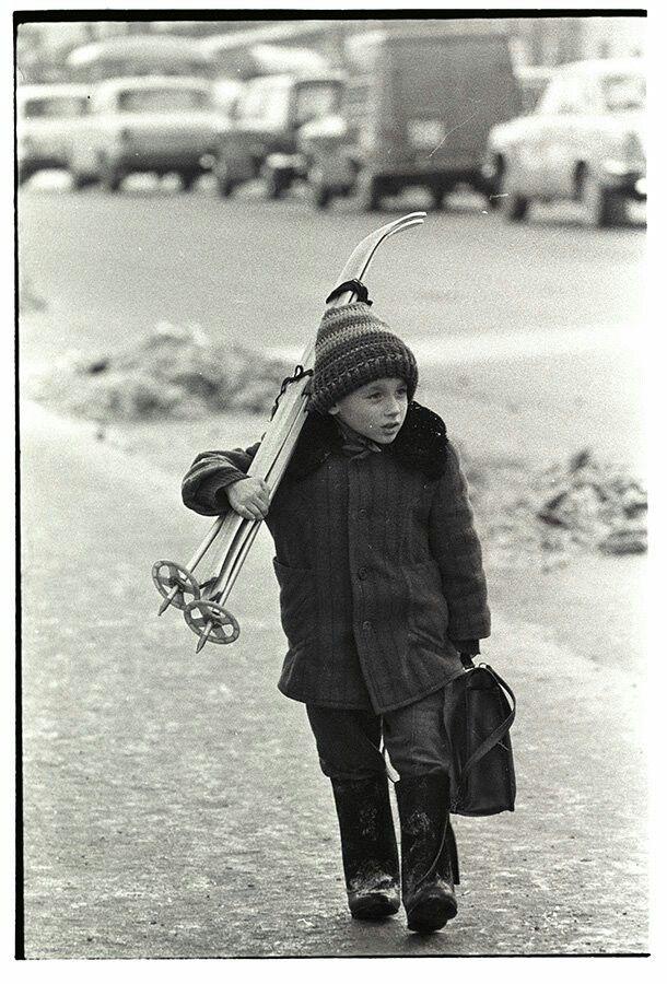 1960-е. После школы