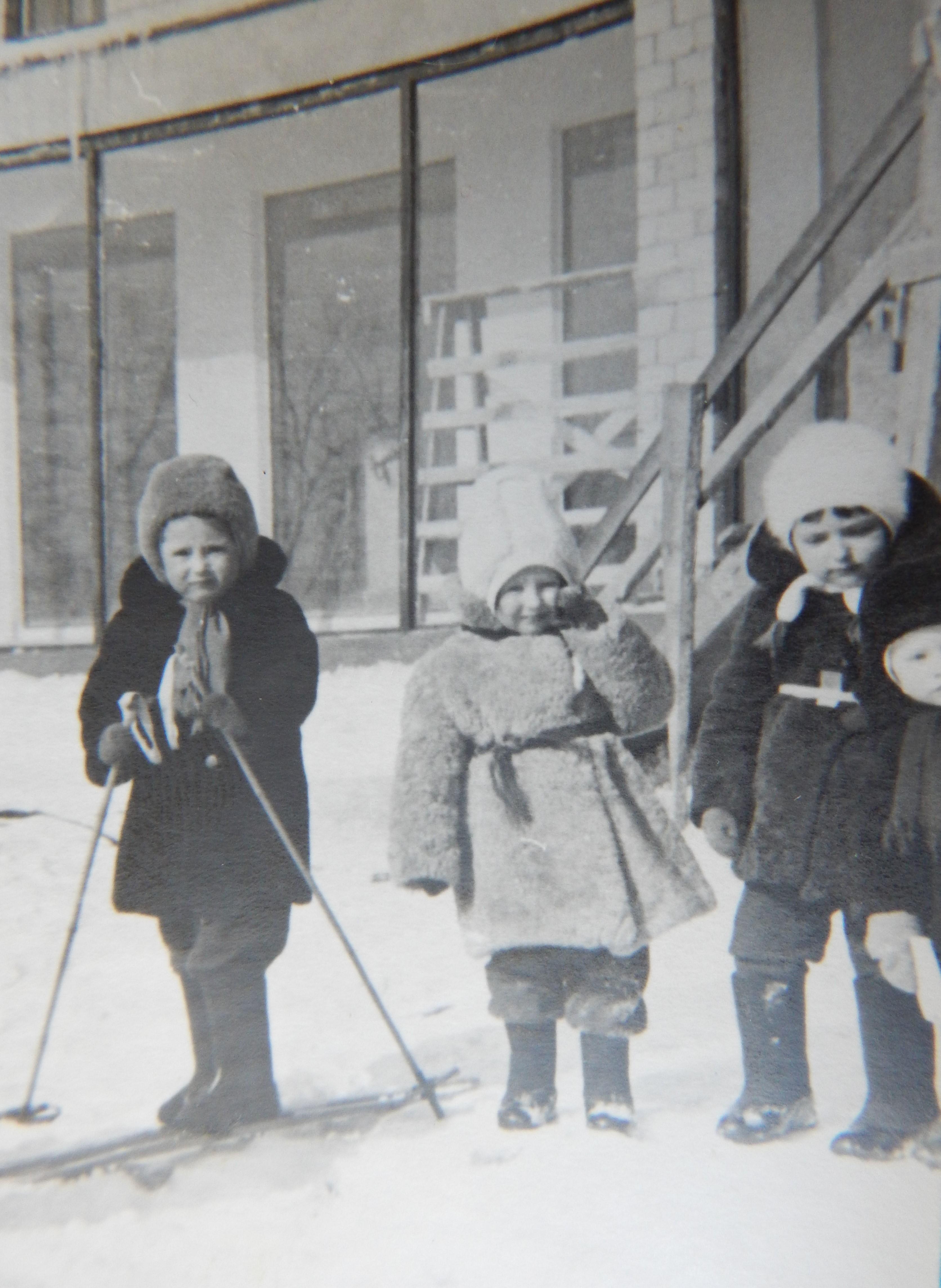 1965. Улица Летчика Бабушкина, 3
