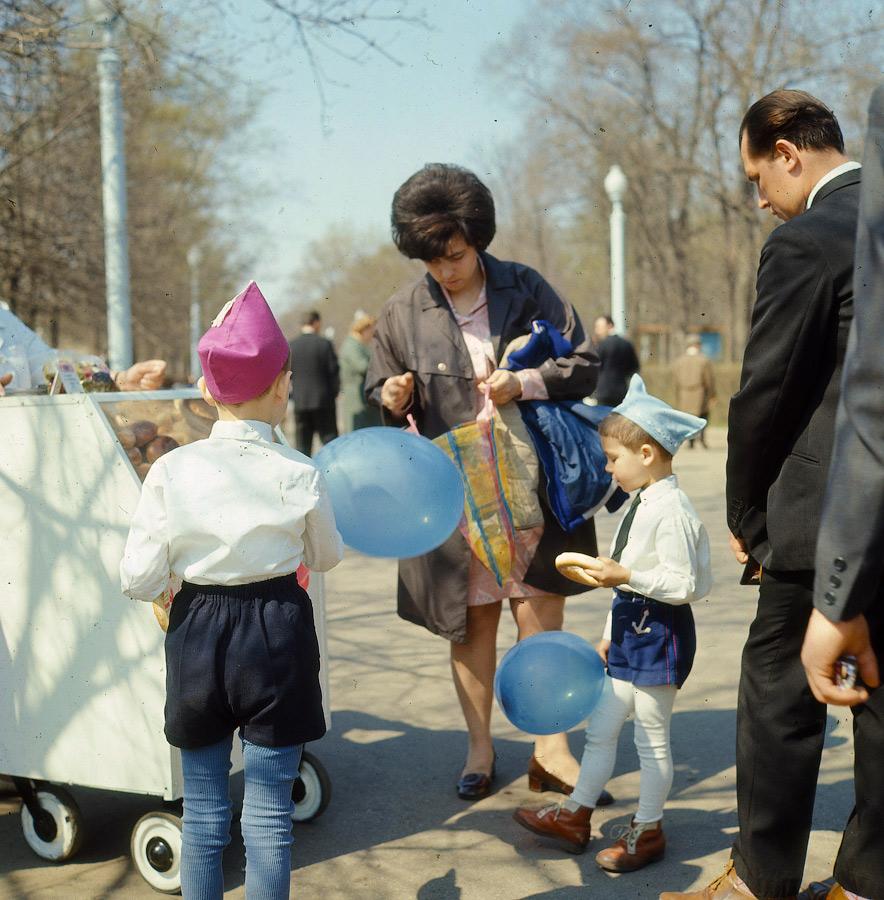 1969. Сокольники